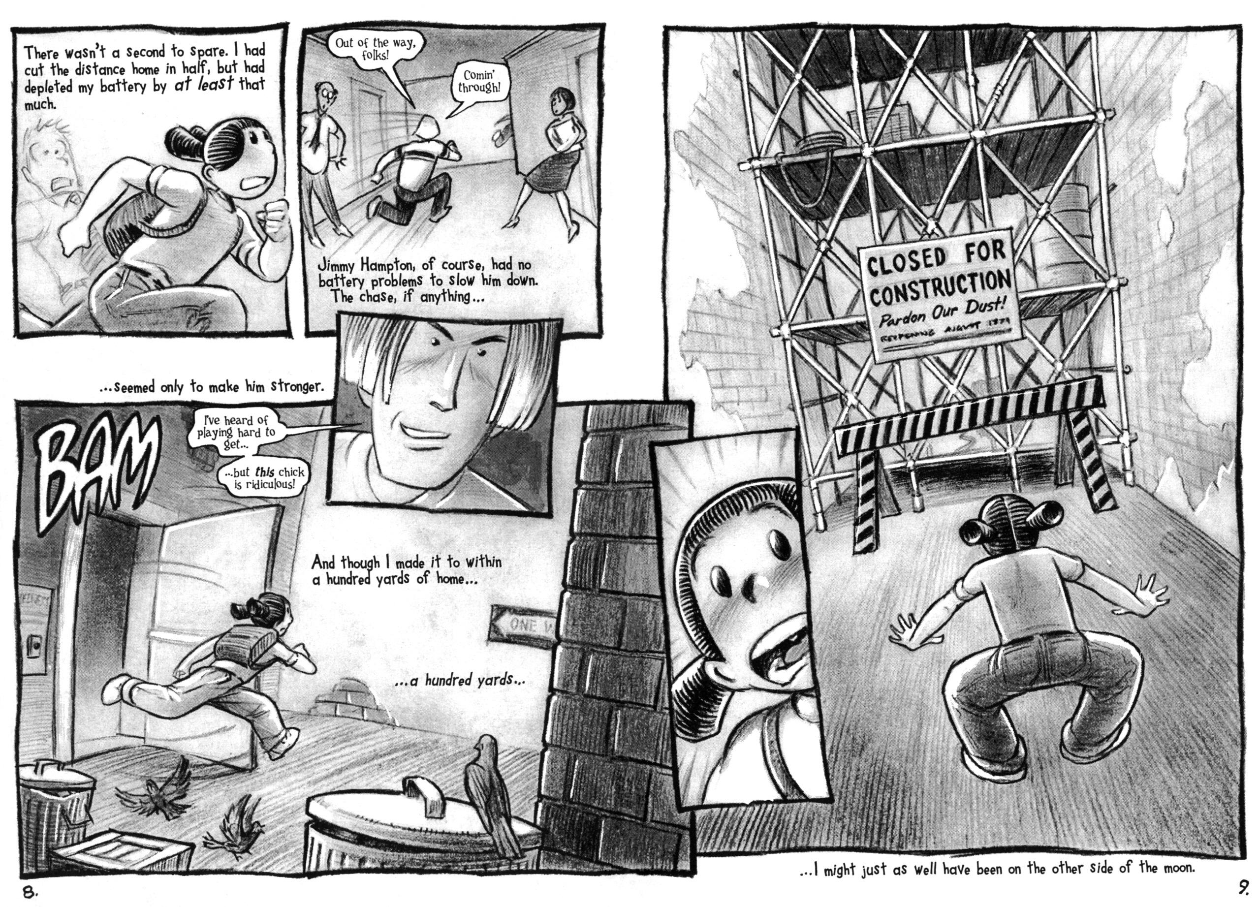 Read online Akiko comic -  Issue #49 - 7
