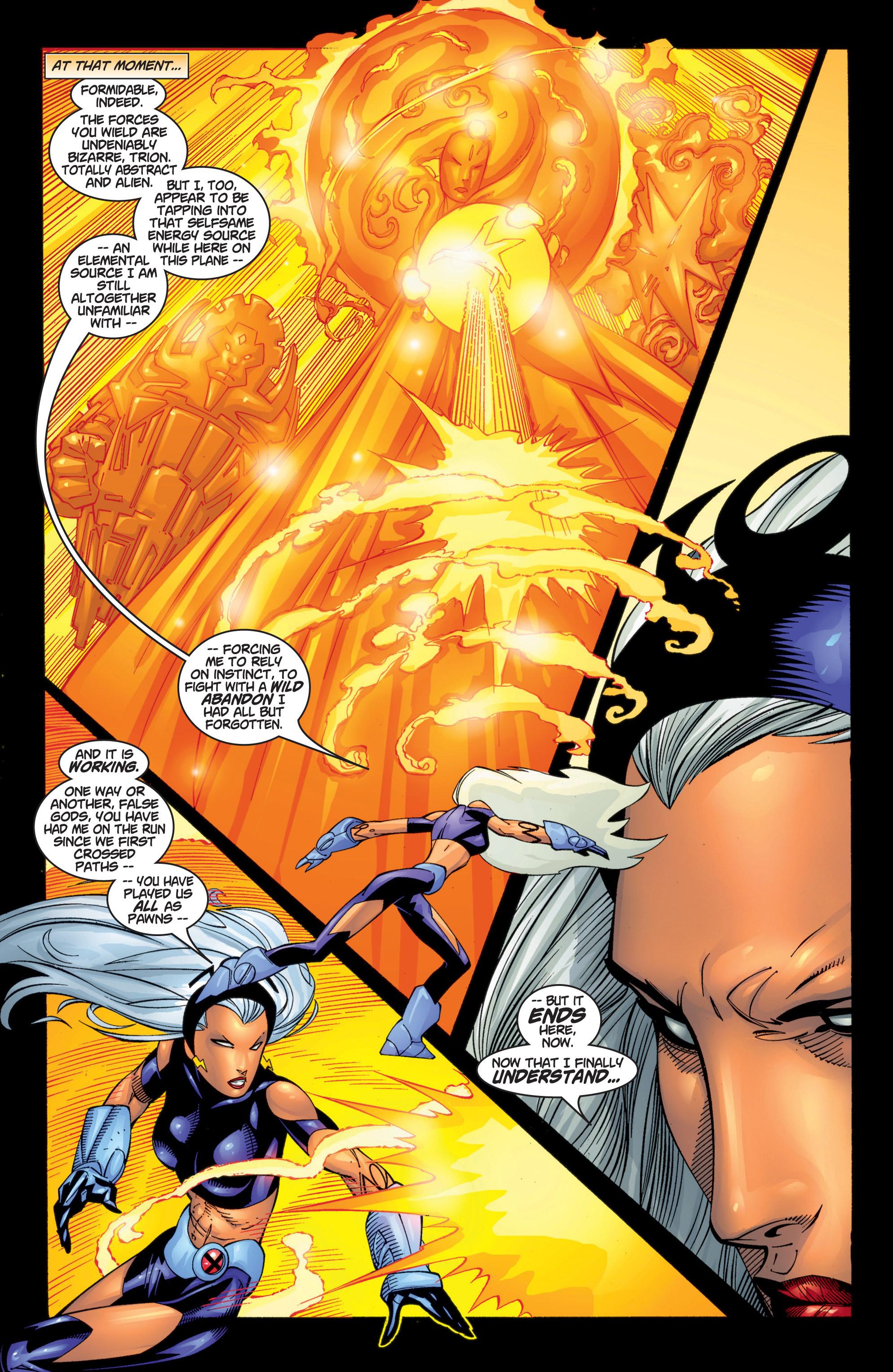 Read online Uncanny X-Men (1963) comic -  Issue #369 - 14