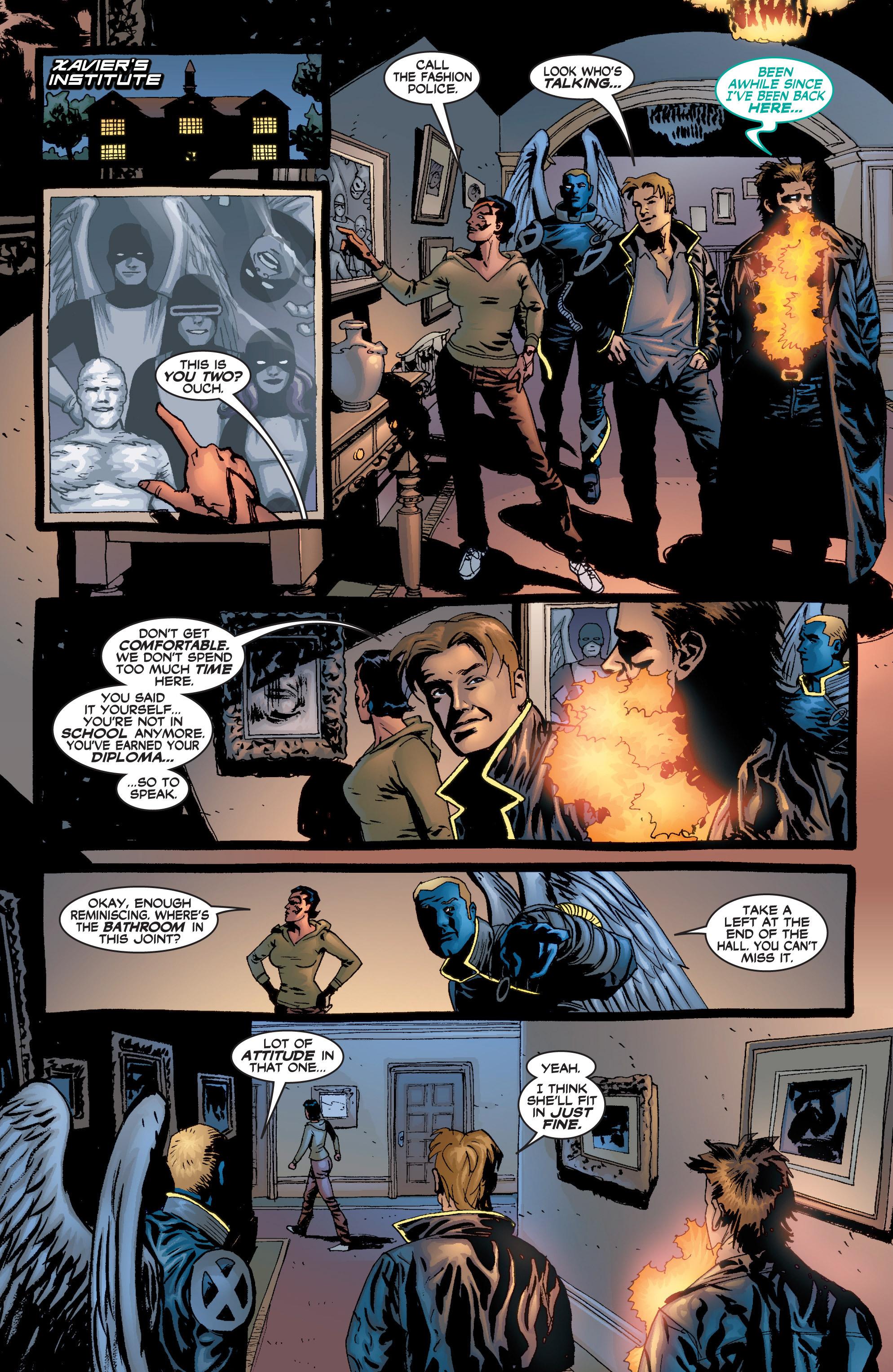 Read online Uncanny X-Men (1963) comic -  Issue #400 - 44