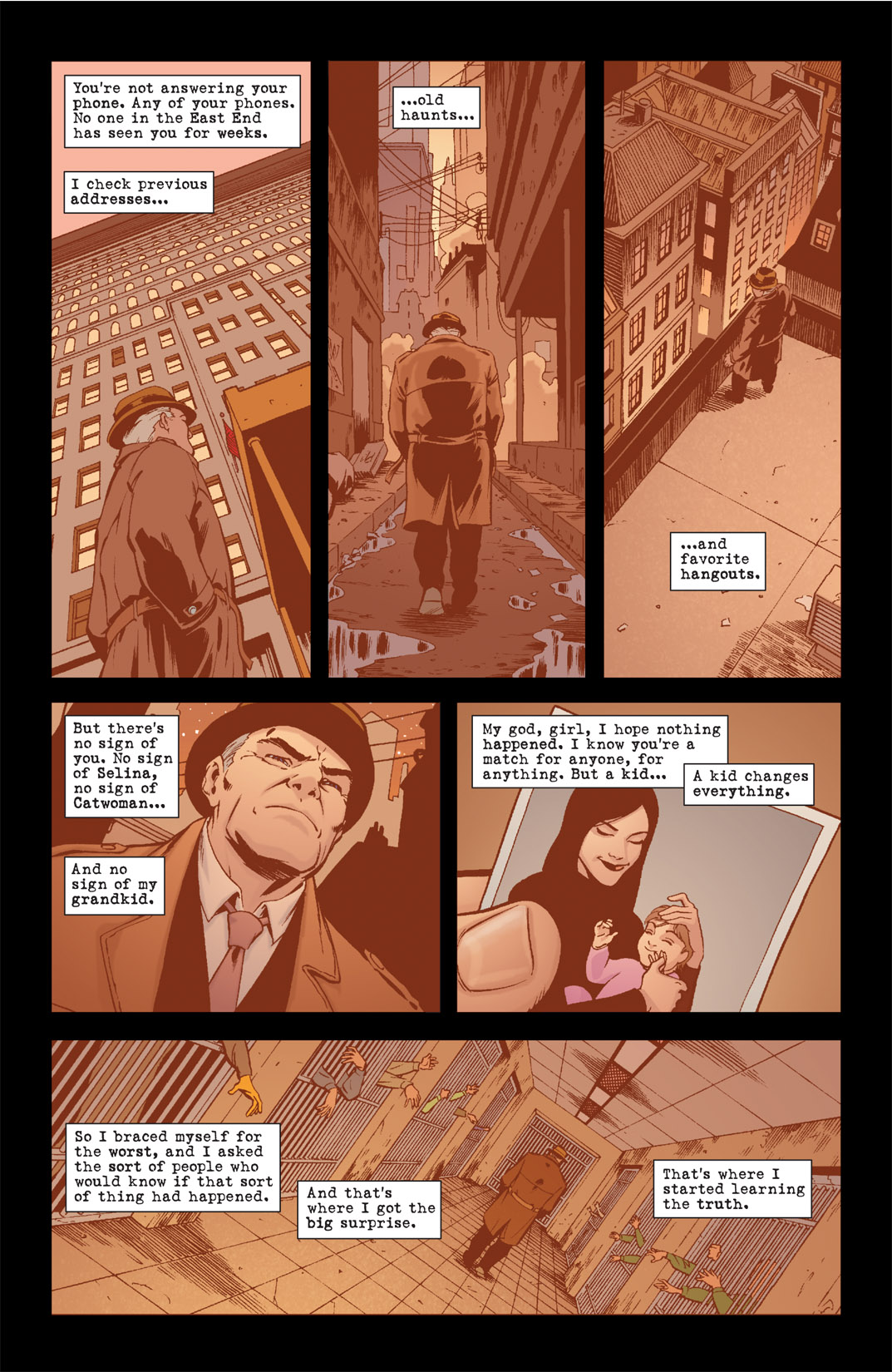Catwoman (2002) #78 #78 - English 9