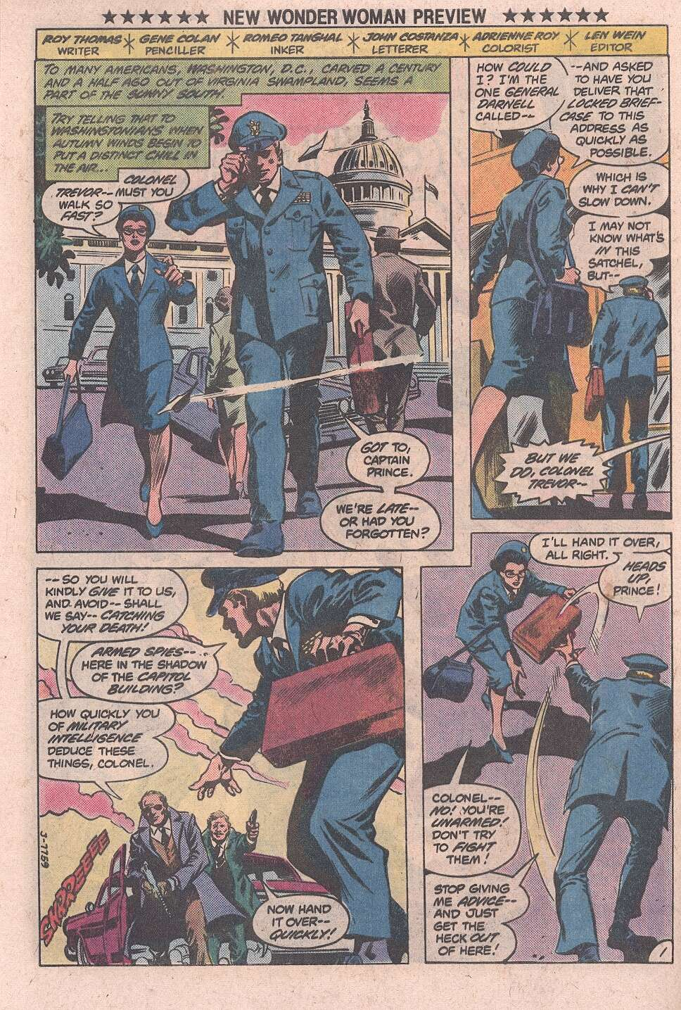 Read online Wonder Woman (1942) comic -  Issue #287b - 2