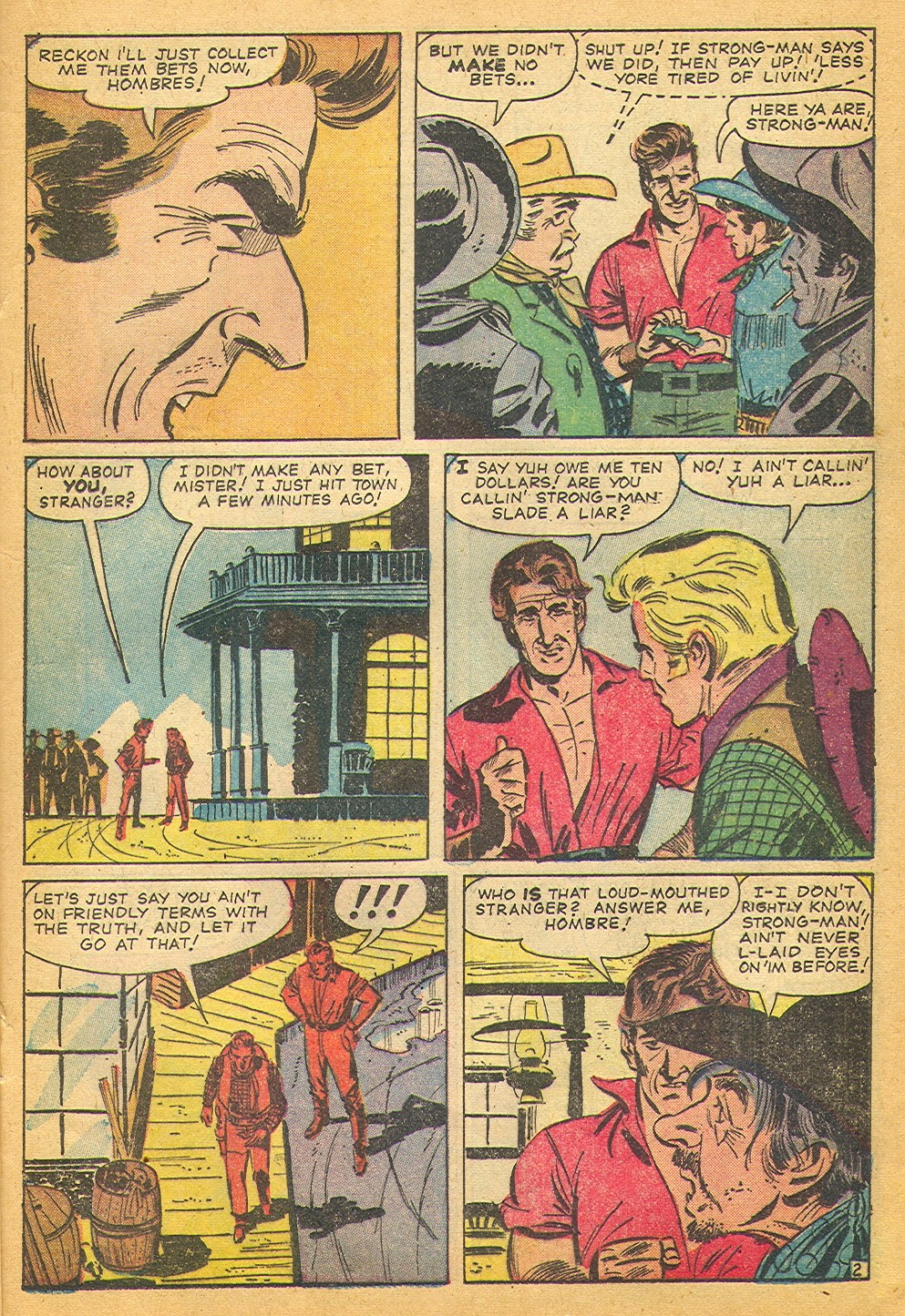 The Rawhide Kid (1955) issue 26 - Page 21