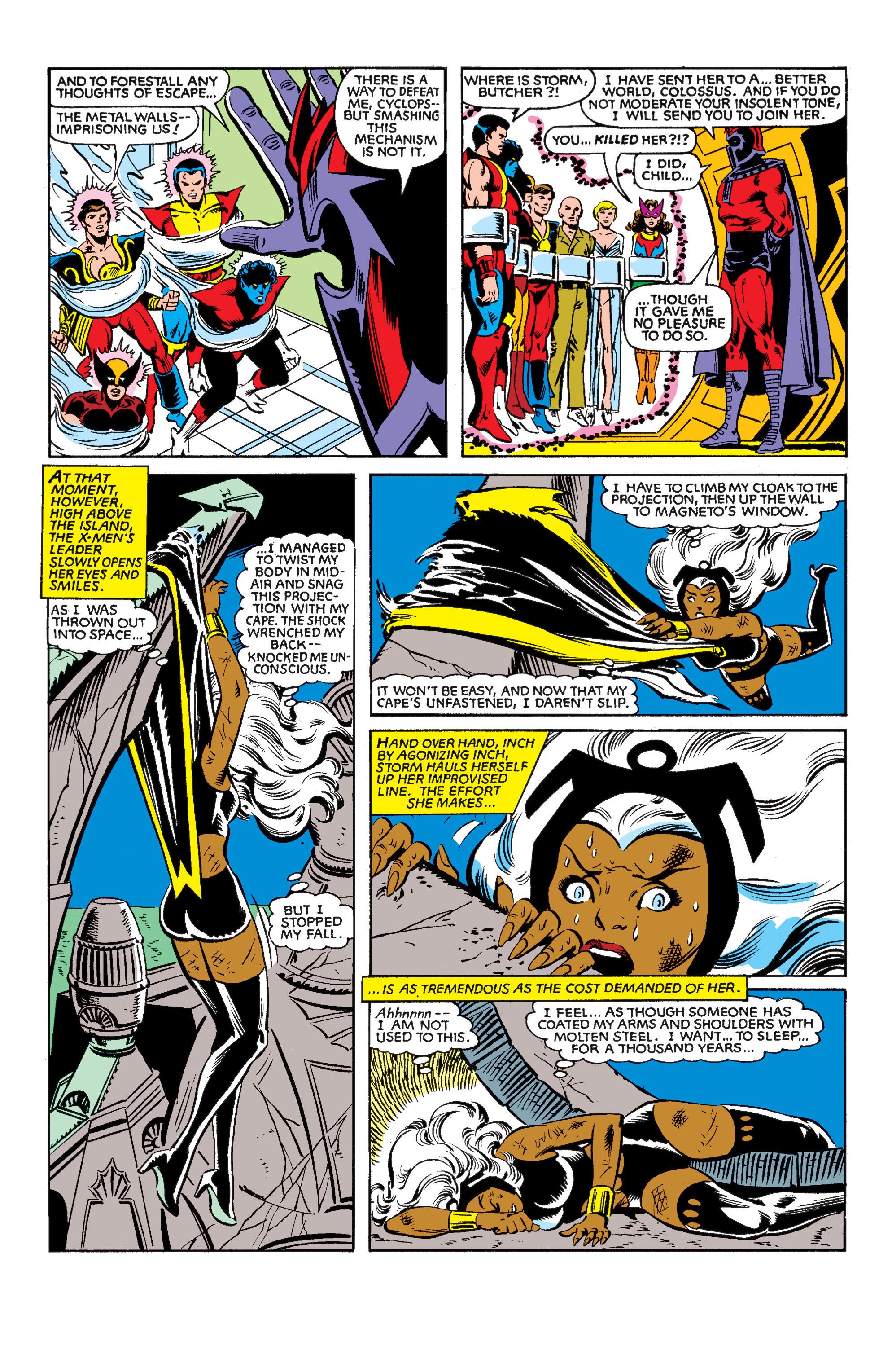 Read online Uncanny X-Men (1963) comic -  Issue #150 - 28