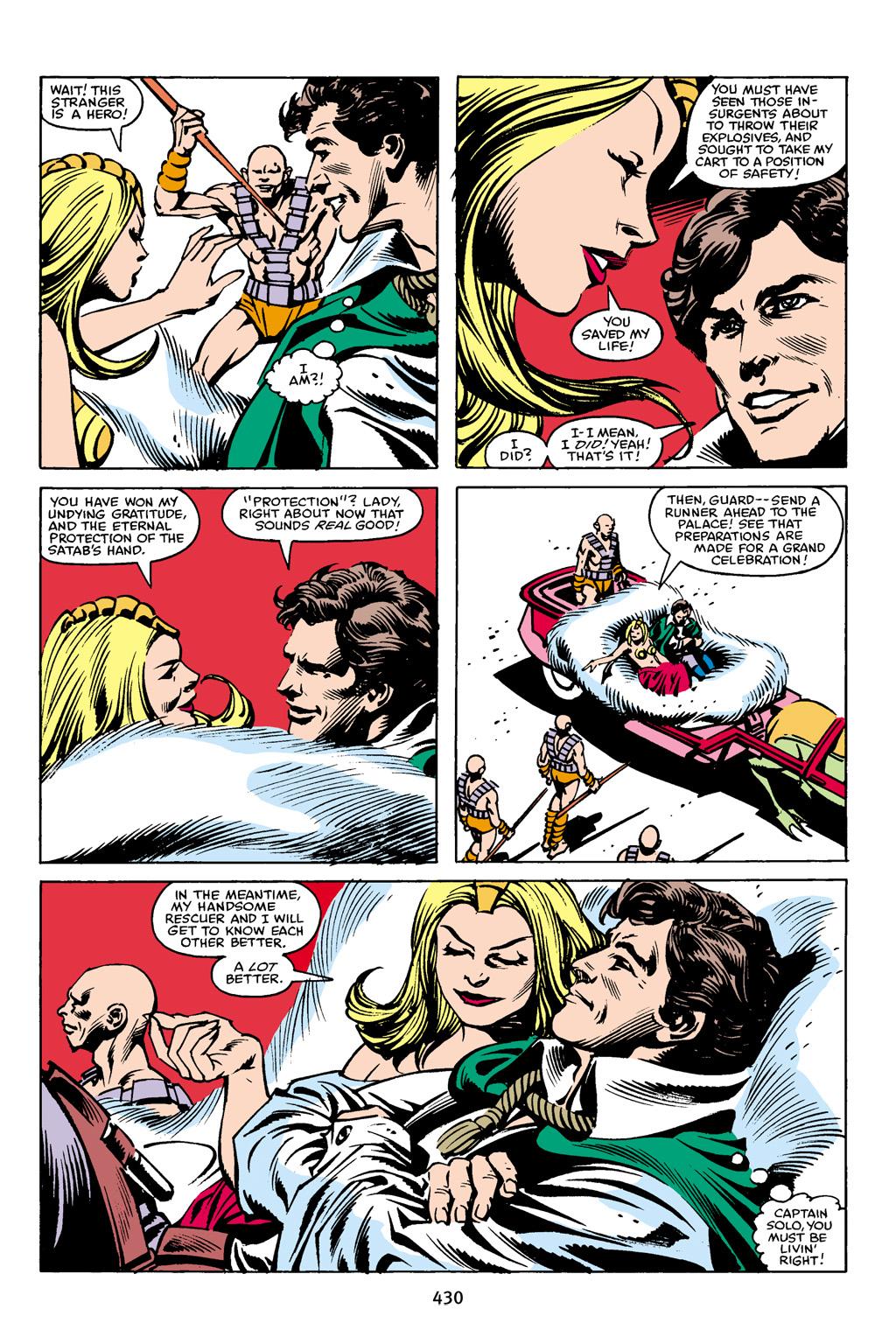 Read online Star Wars Omnibus comic -  Issue # Vol. 16 - 422