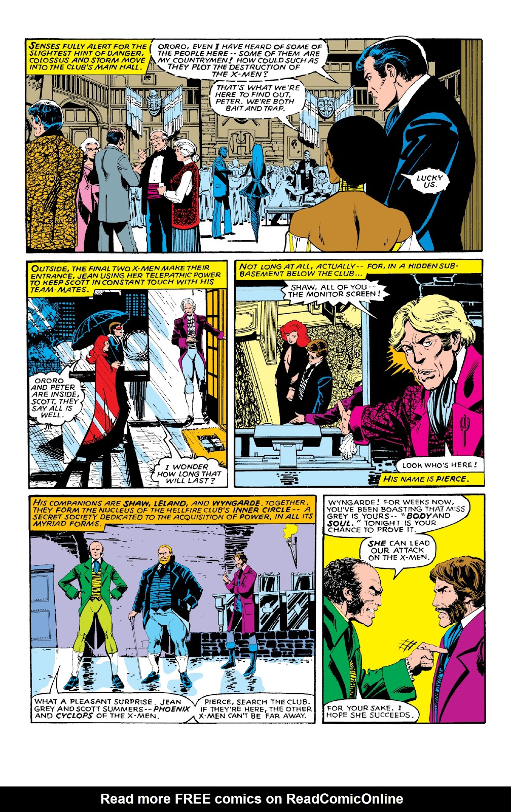 Read online X-Men Milestones: Dark Phoenix Saga comic -  Issue # TPB (Part 1) - 67