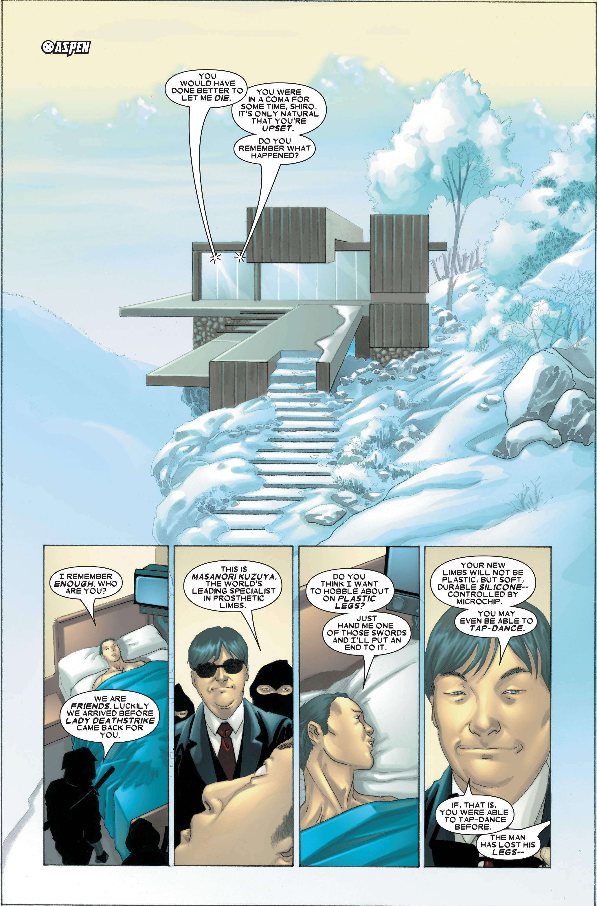 X-Men (1991) 182 Page 12