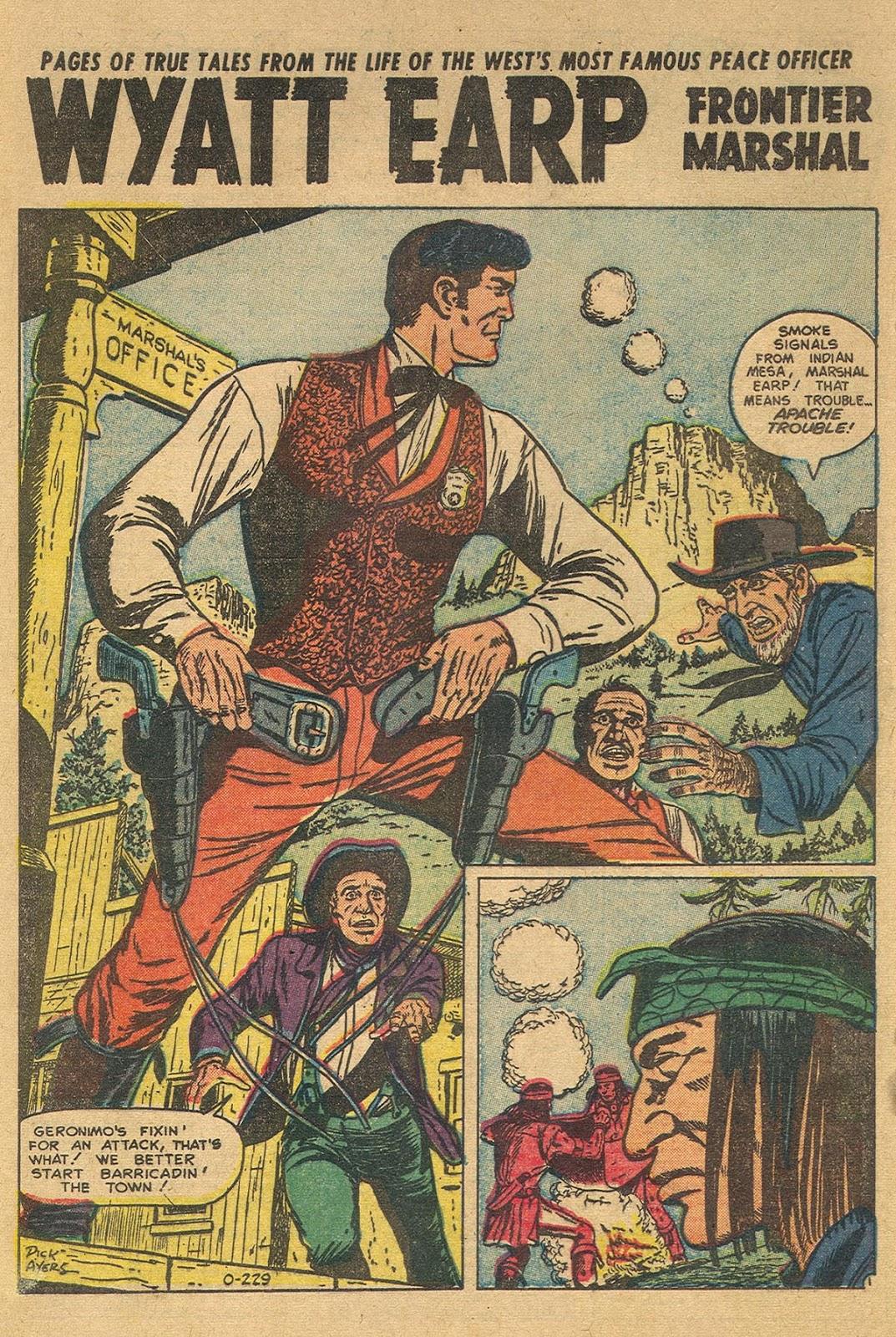 Gunsmoke Western issue 44 - Page 28