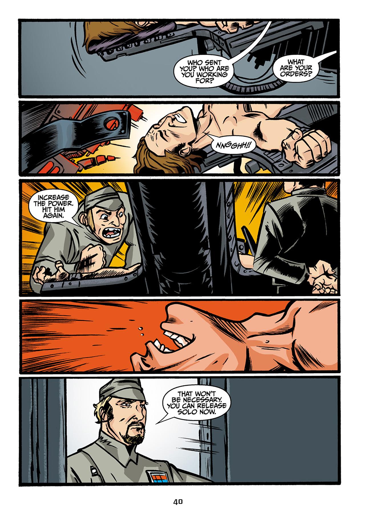 Read online Star Wars Omnibus comic -  Issue # Vol. 33 - 42