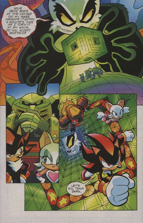 Read online Sonic Universe comic -  Issue #4 - 16