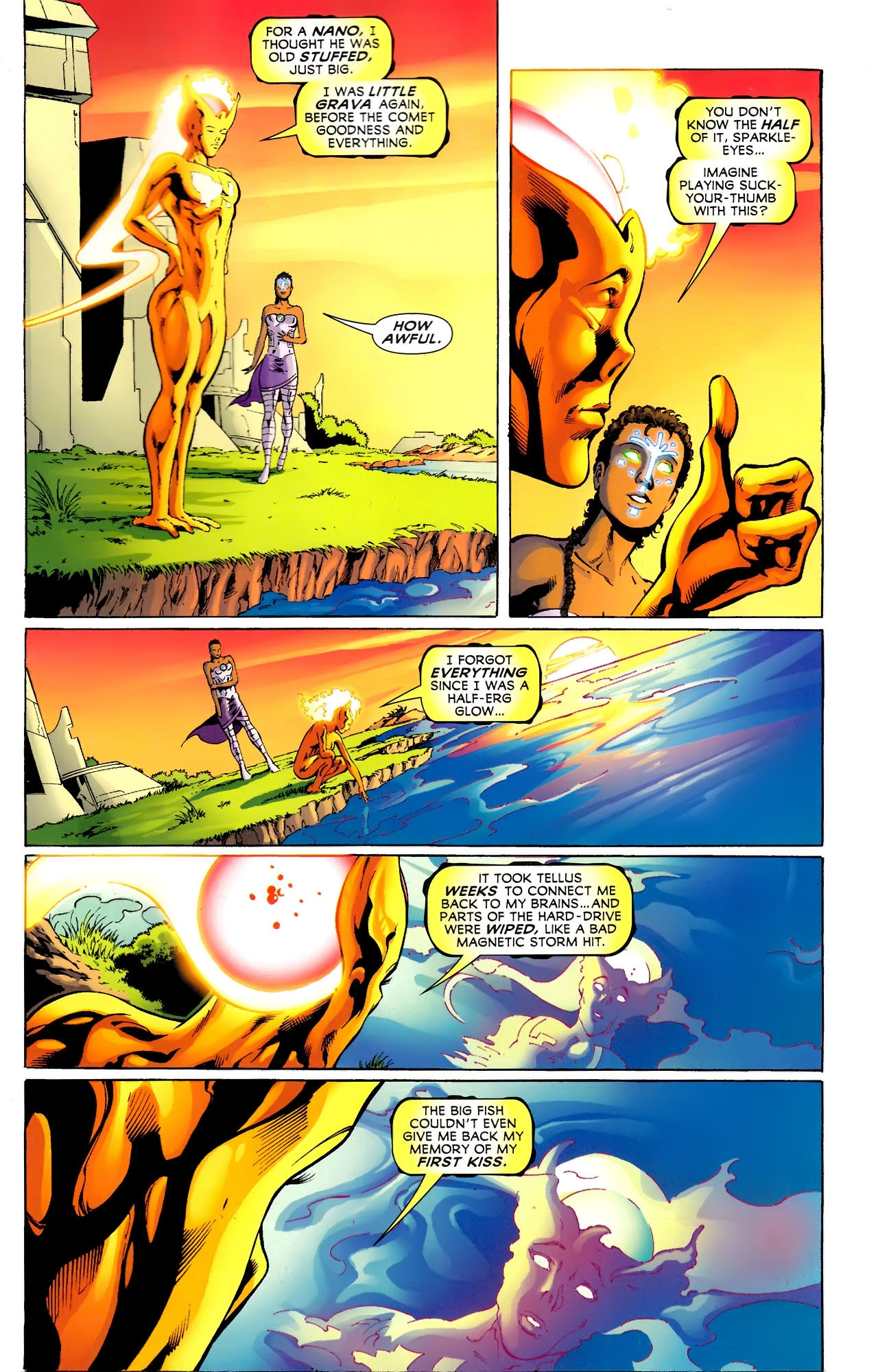 Read online Adventure Comics (1938) comic -  Issue #527 - 20