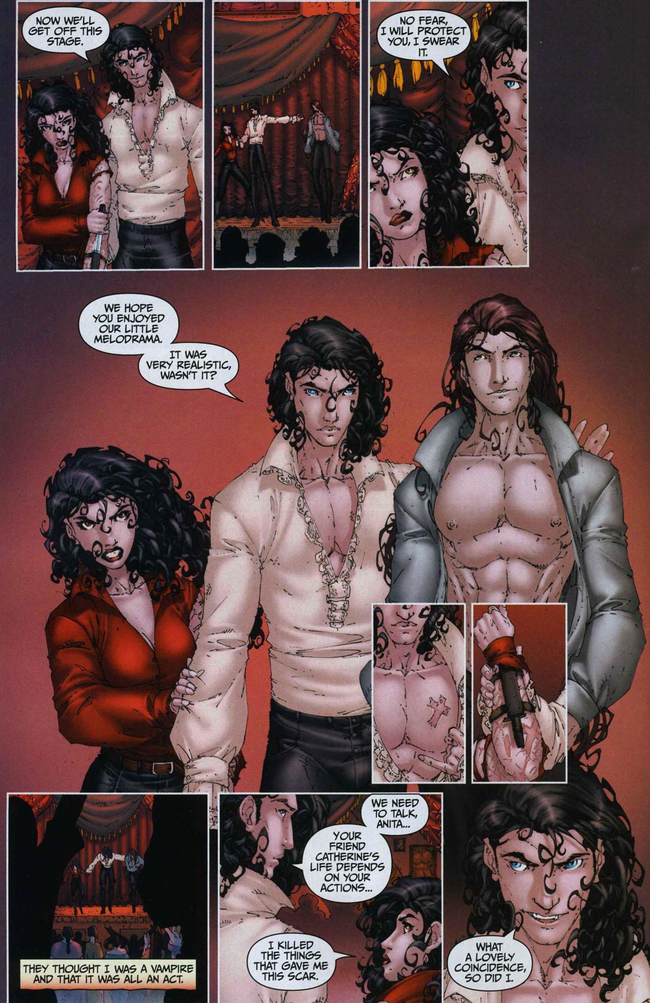 Read online Anita Blake, Vampire Hunter: Guilty Pleasures comic -  Issue #2 - 6