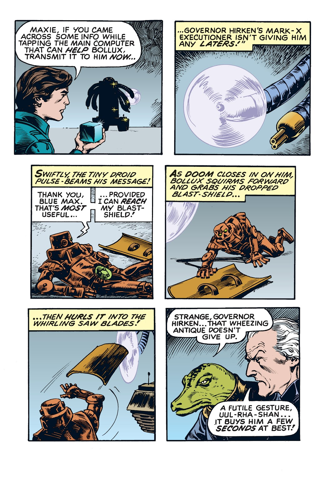 Read online Star Wars Legends: The Newspaper Strips - Epic Collection comic -  Issue # TPB (Part 4) - 62