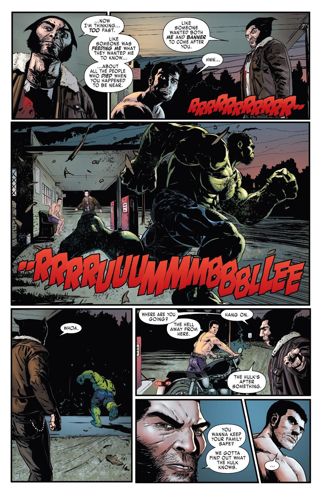 Read online Hulkverines comic -  Issue #2 - 23
