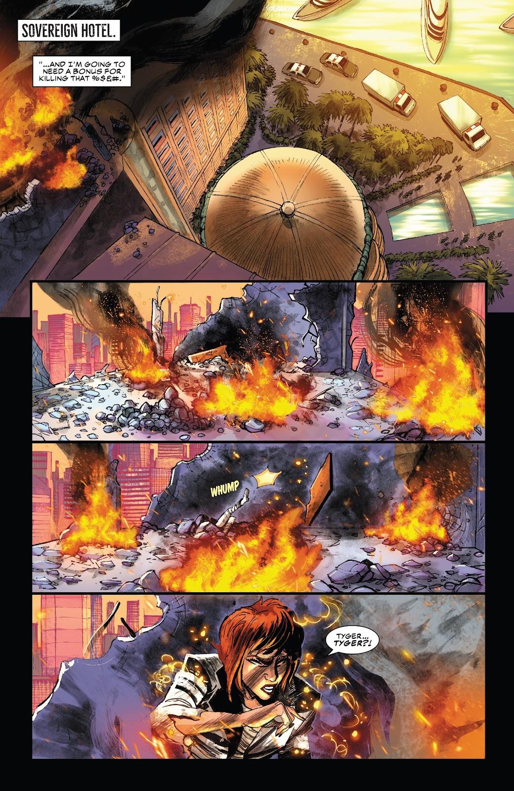 Read online Black Widow (2019) comic -  Issue #5 - 5