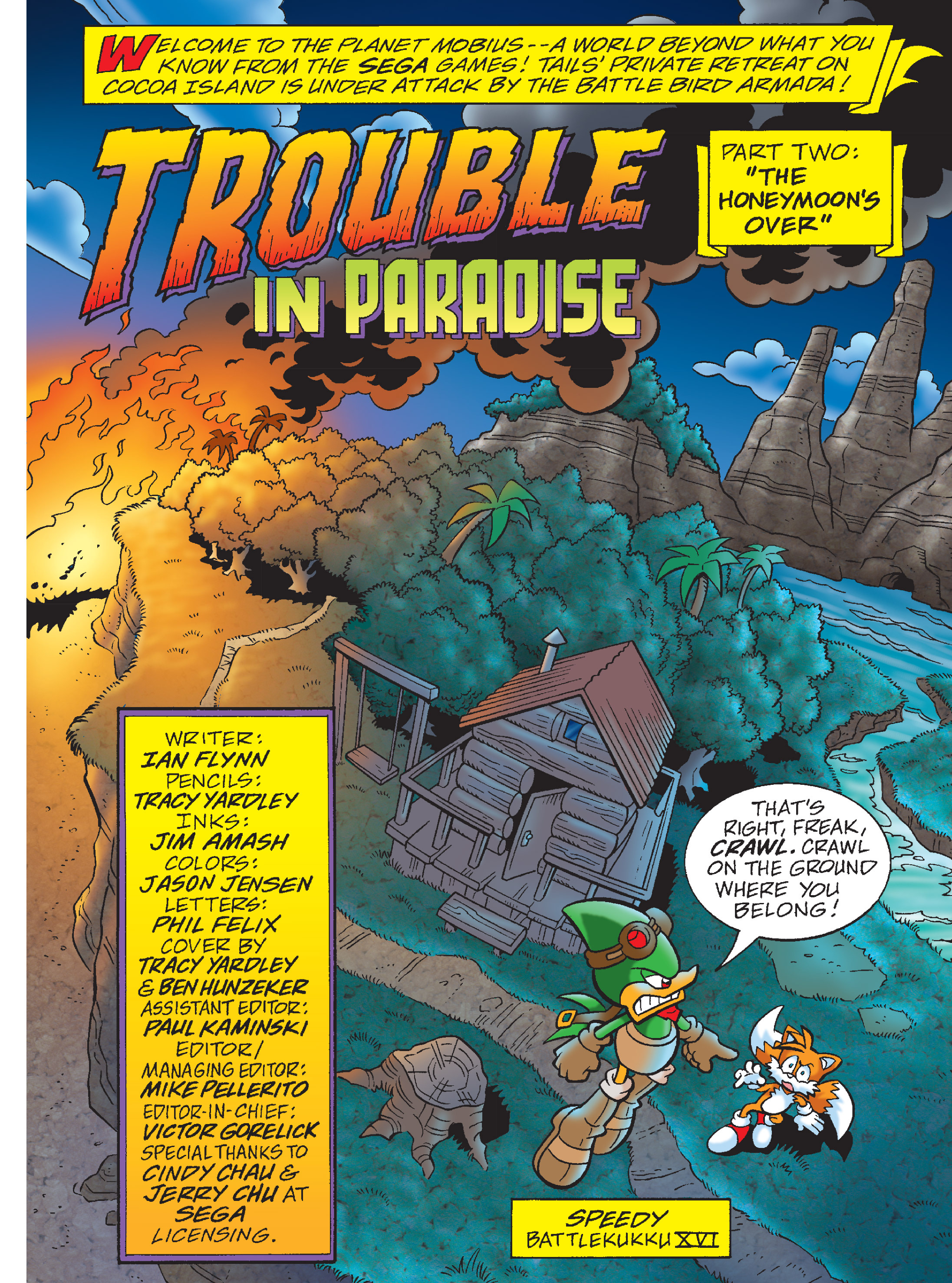 Read online Sonic Super Digest comic -  Issue #8 - 52
