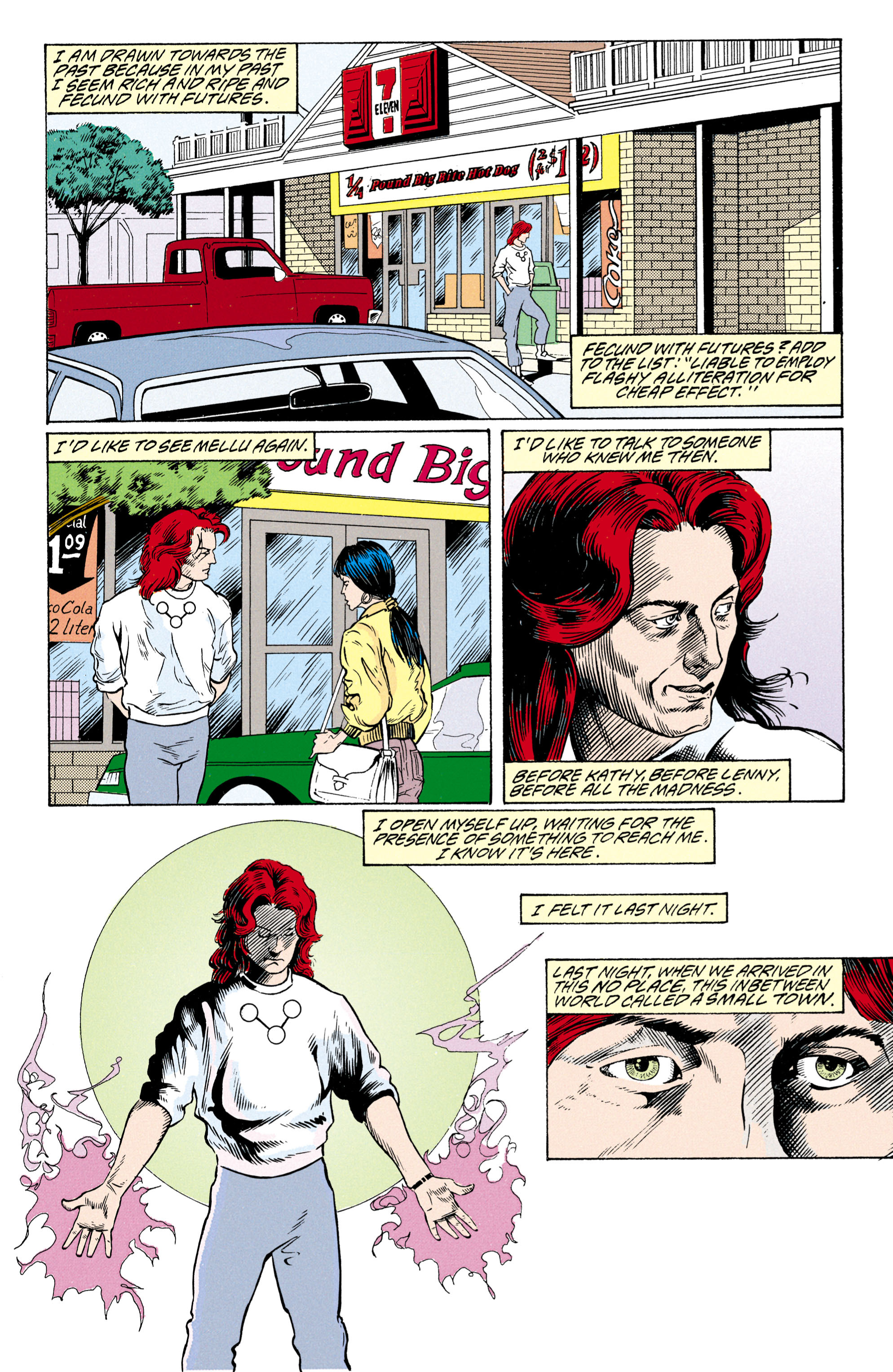 Read online Shade, the Changing Man comic -  Issue #30 - 5