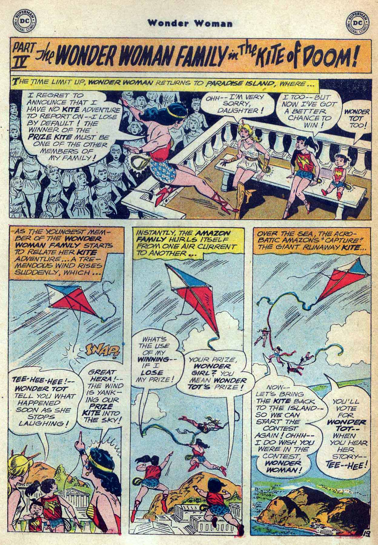 Read online Wonder Woman (1942) comic -  Issue #138 - 26