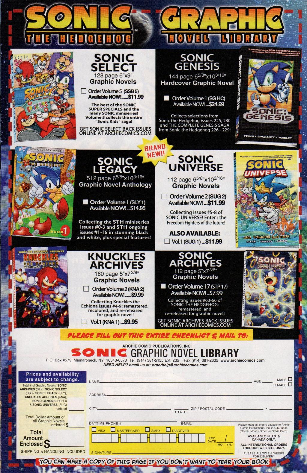 Read online Sonic Universe comic -  Issue #41 - 8
