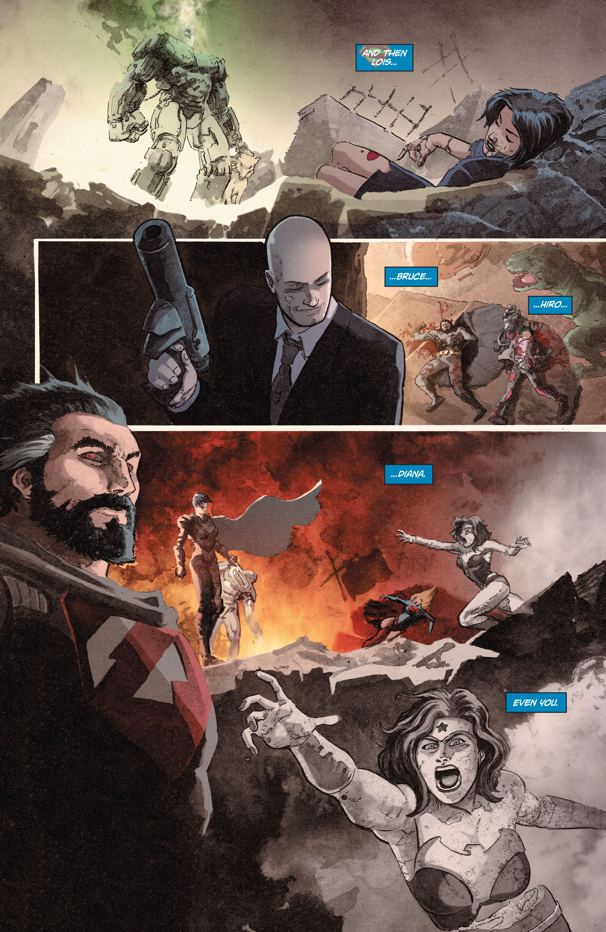 Read online Action Comics (2011) comic -  Issue #39 - 15