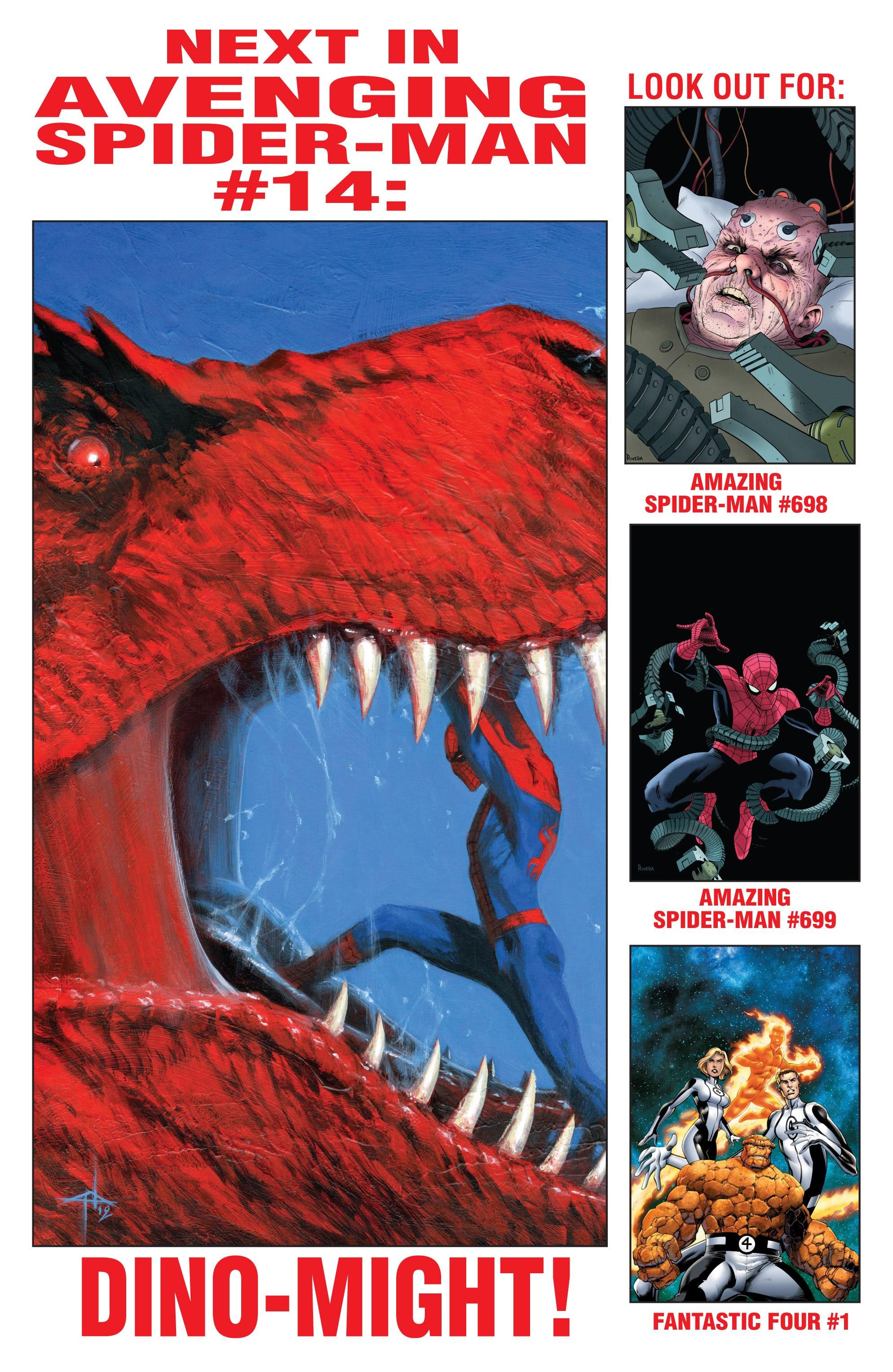 Avenging Spider-Man #Annual_1 #25 - English 30