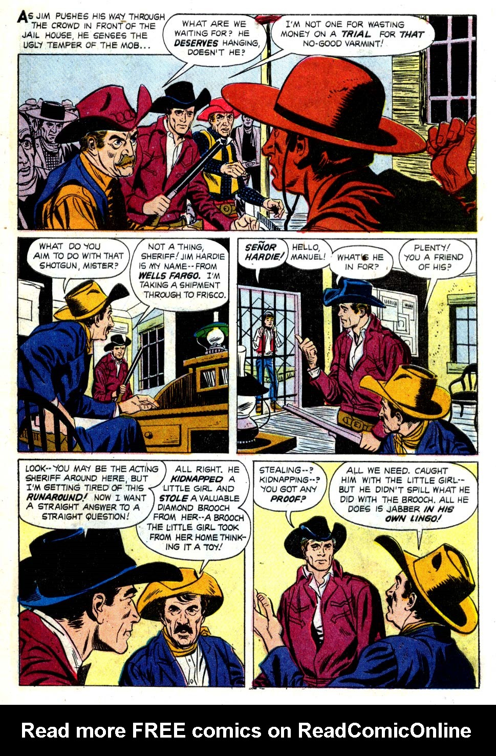Four Color Comics issue 876 - Page 27