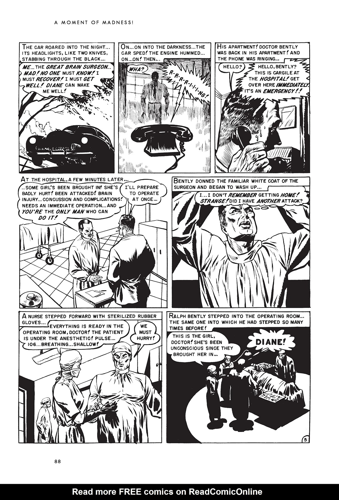 Read online Doctor of Horror and Other Stories comic -  Issue # TPB (Part 2) - 4