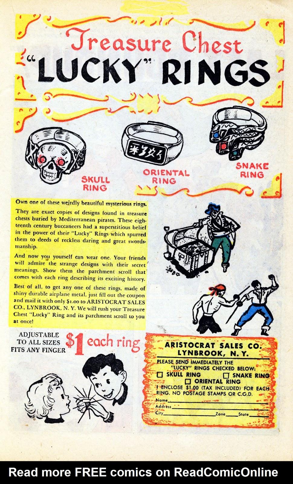 Gunsmoke Western issue 32 - Page 21