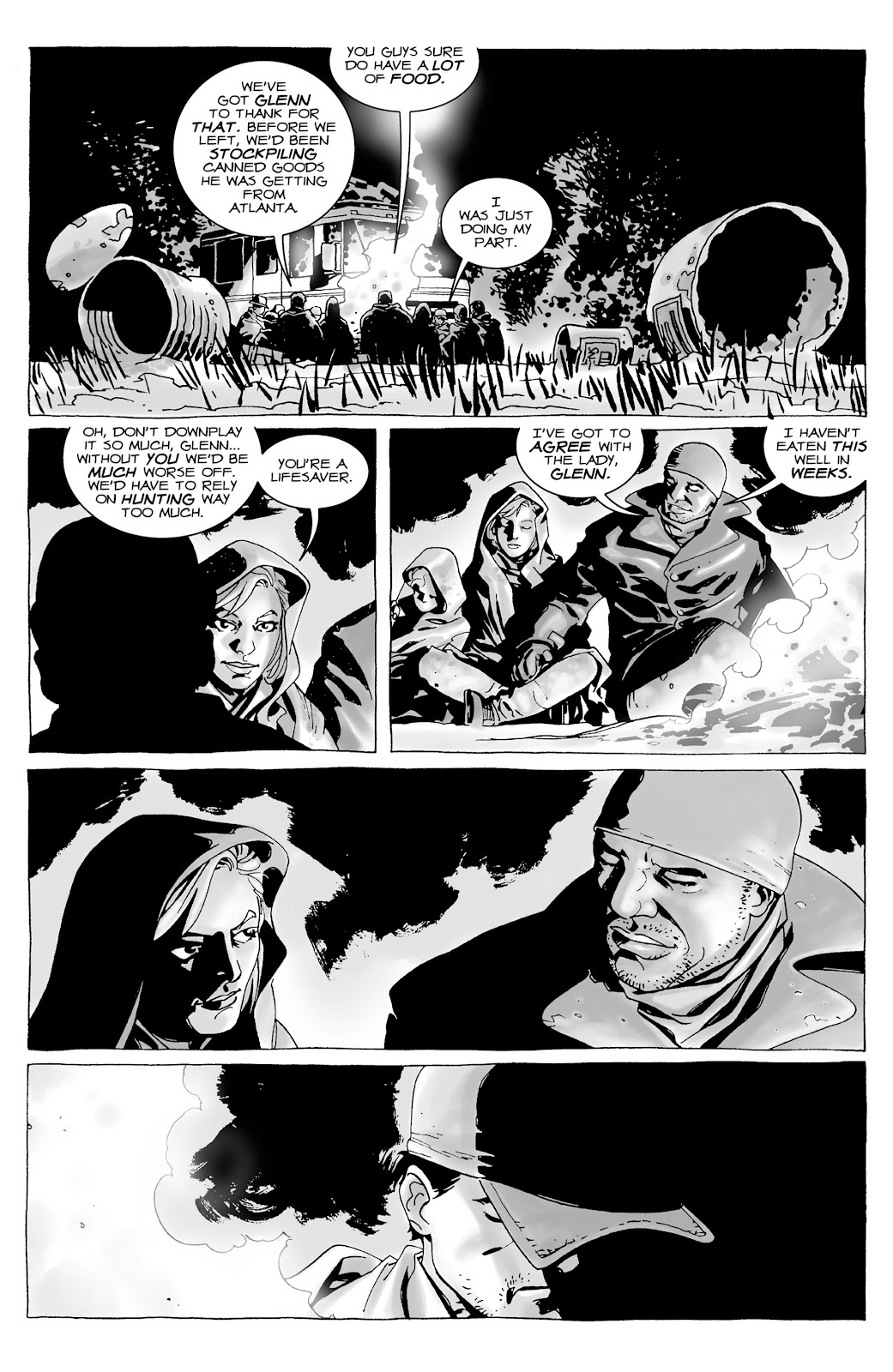 The Walking Dead issue Special - Tyreese Special - Page 28