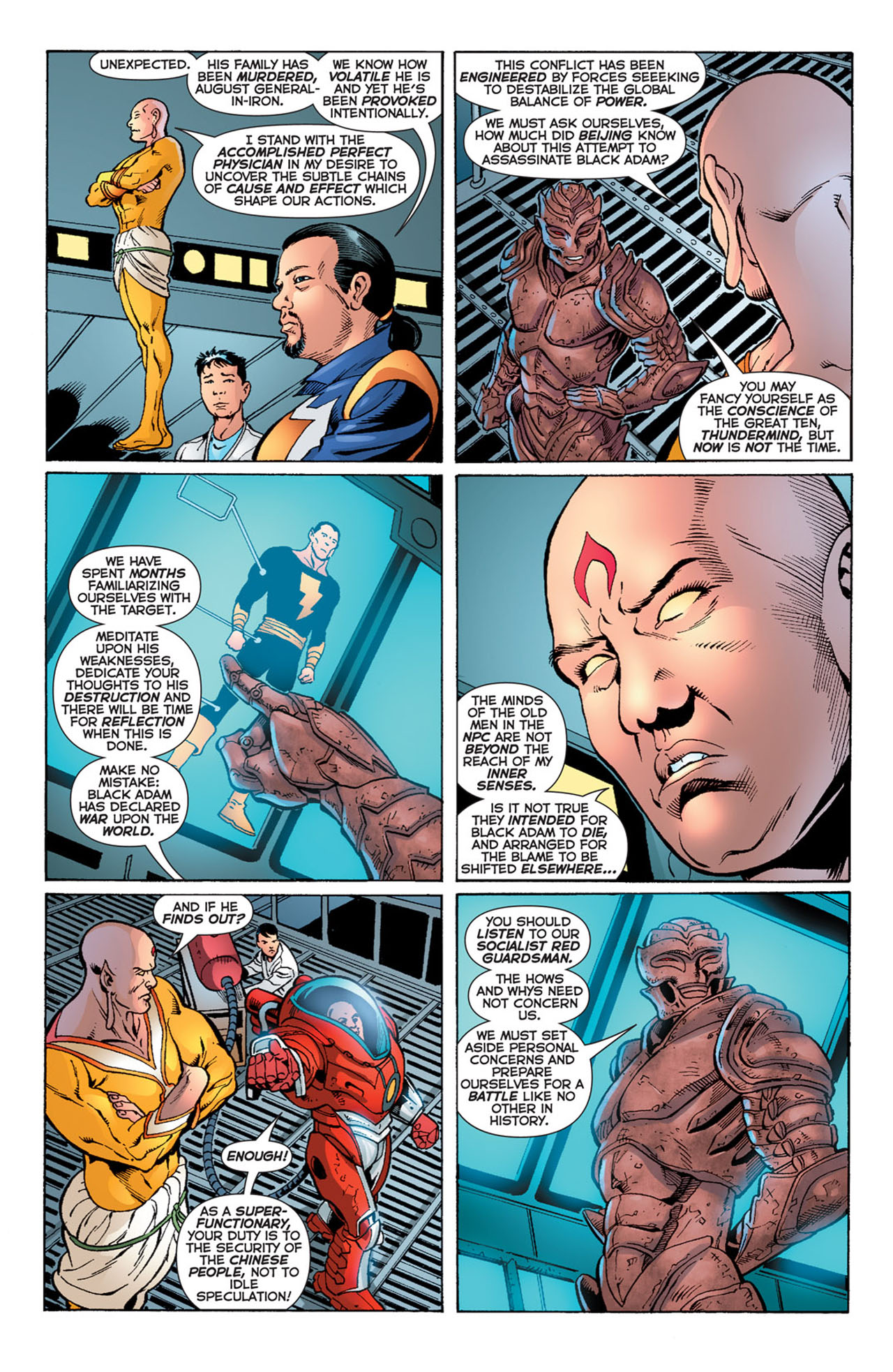 Read online 52 comic -  Issue #45 - 16