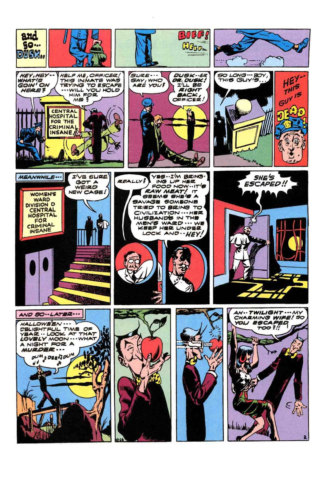Read online Will Eisner's The Spirit Archives comic -  Issue # TPB 3 (Part 2) - 31