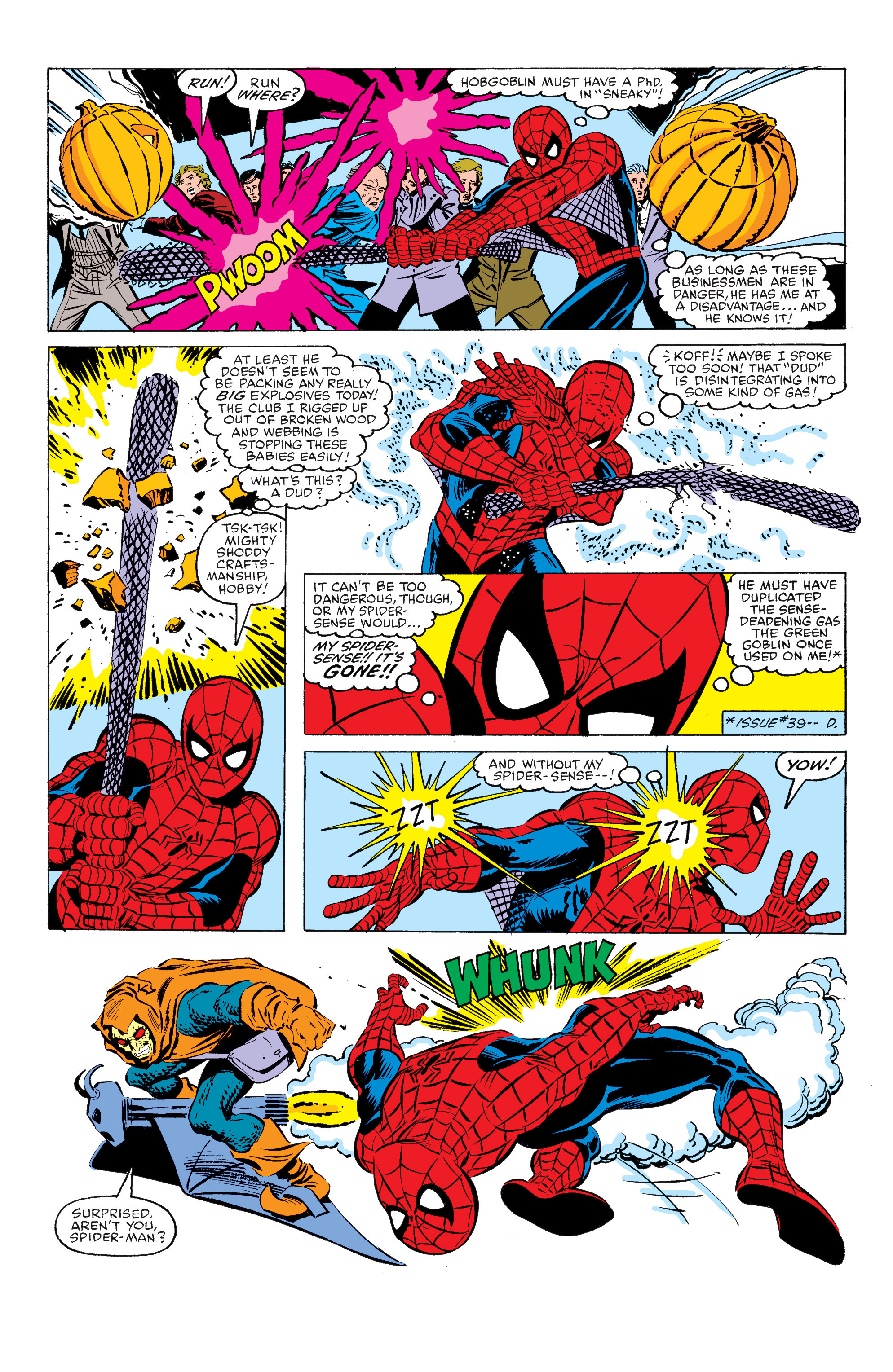 The Amazing Spider-Man (1963) 249 Page 19