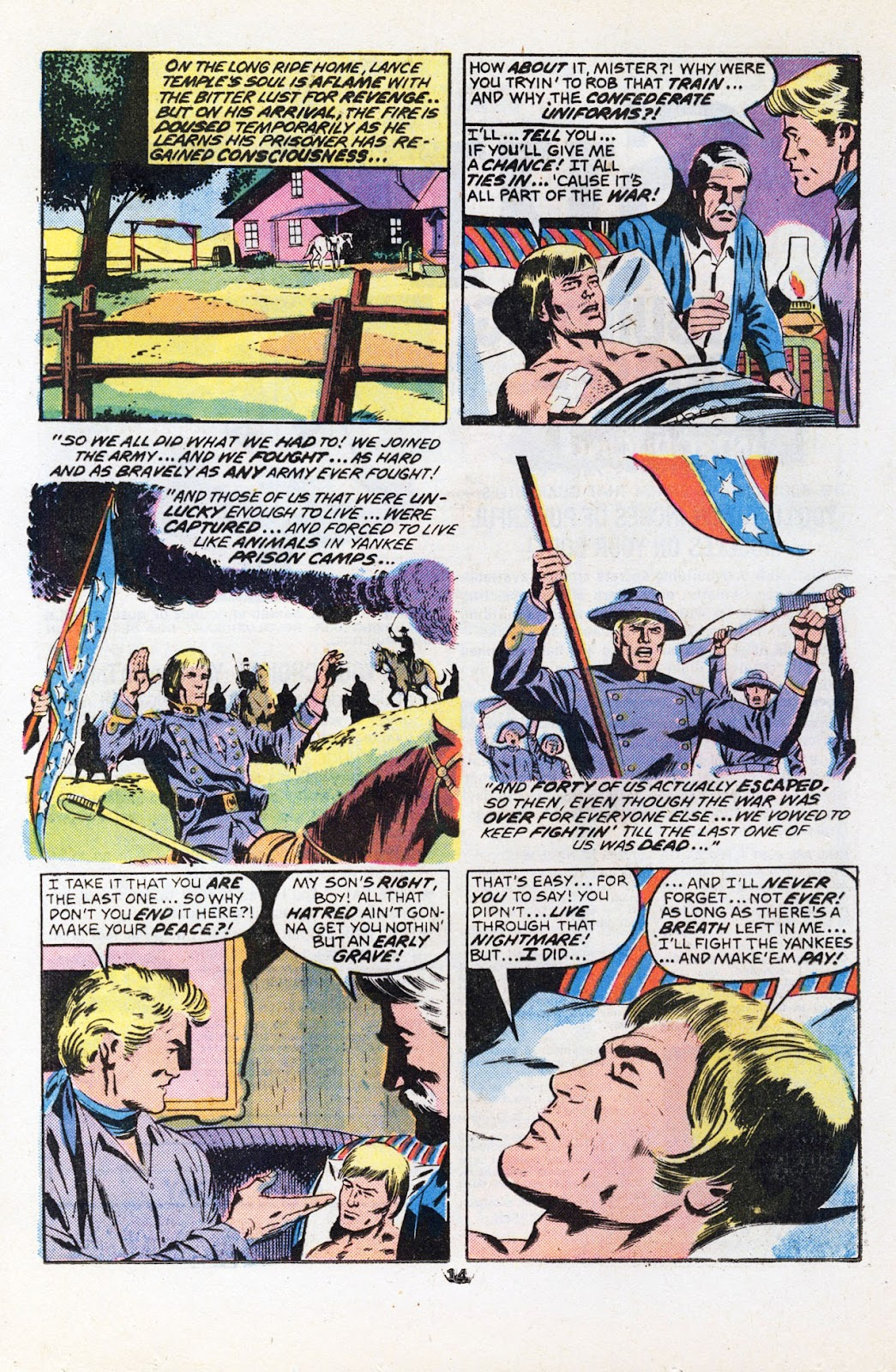 The Outlaw Kid (1970) issue 30 - Page 16
