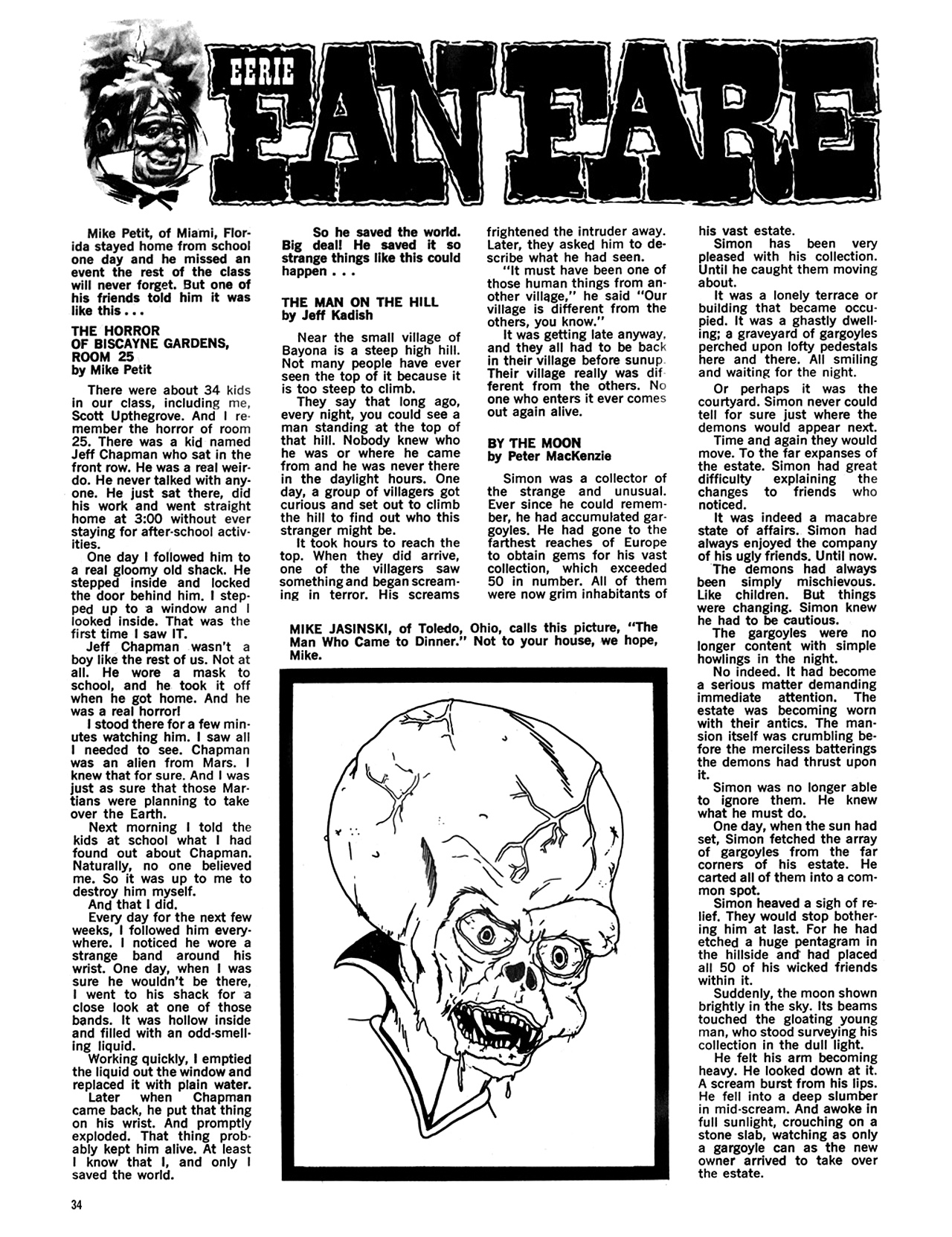 Read online Eerie Archives comic -  Issue # TPB 6 - 35