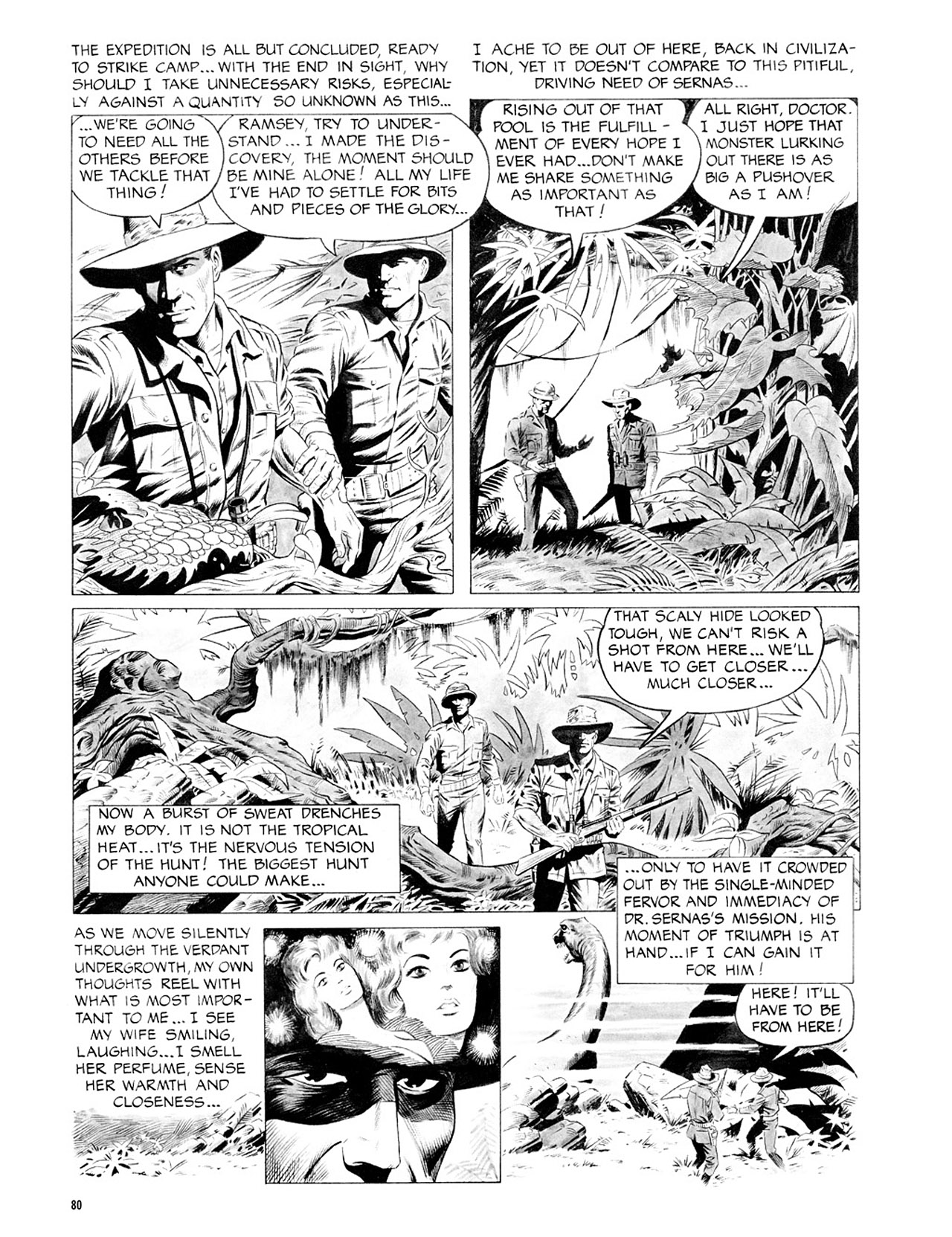 Read online Eerie Archives comic -  Issue # TPB 2 - 81