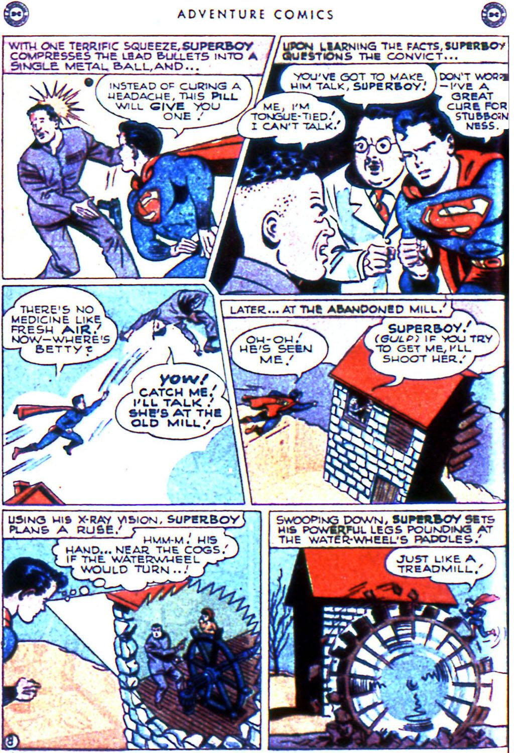 Read online Adventure Comics (1938) comic -  Issue #119 - 10
