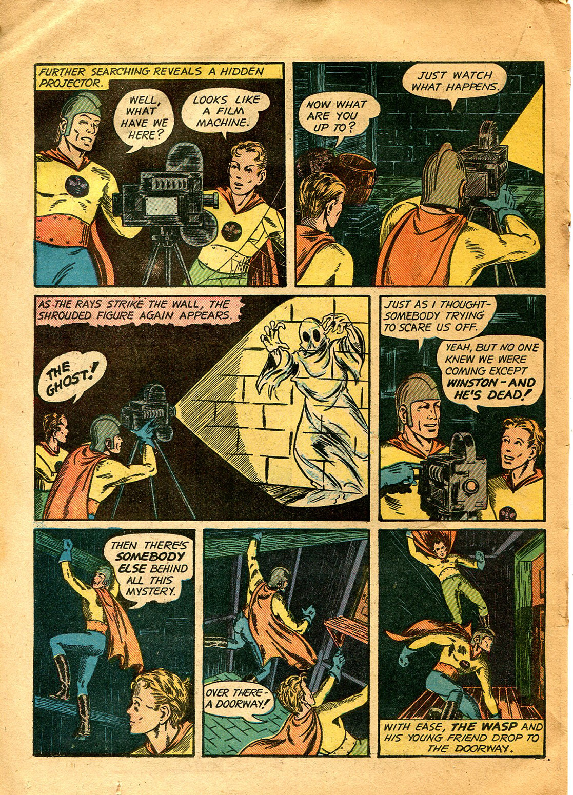 Shadow Comics issue 9 - Page 42