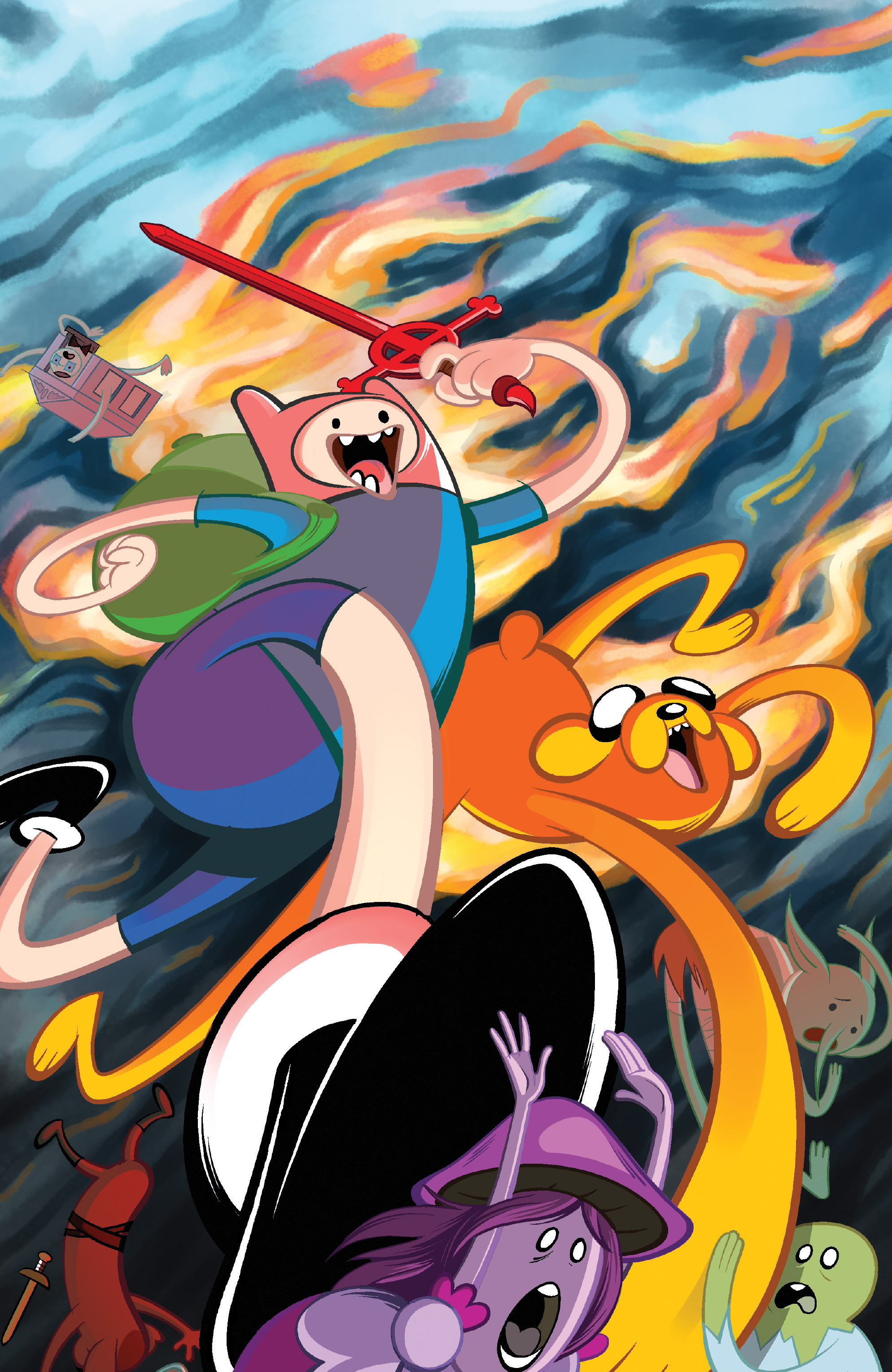 Read online Adventure Time comic -  Issue #15 - 4