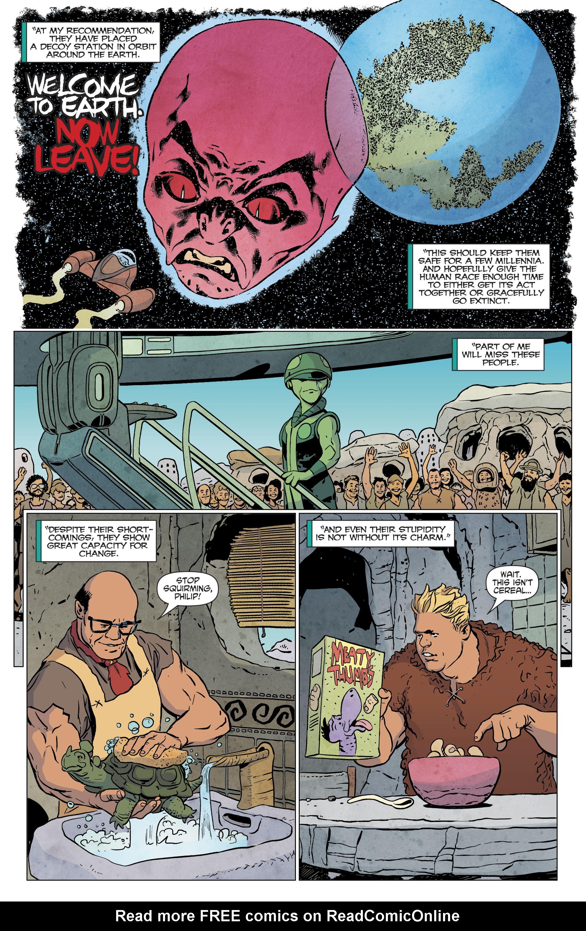 Read online The Flintstones comic -  Issue #12 - 24