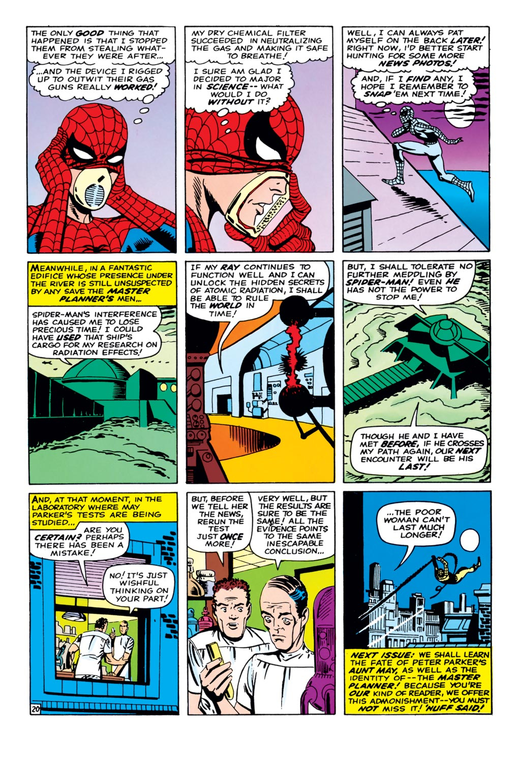 The Amazing Spider-Man (1963) 31 Page 20