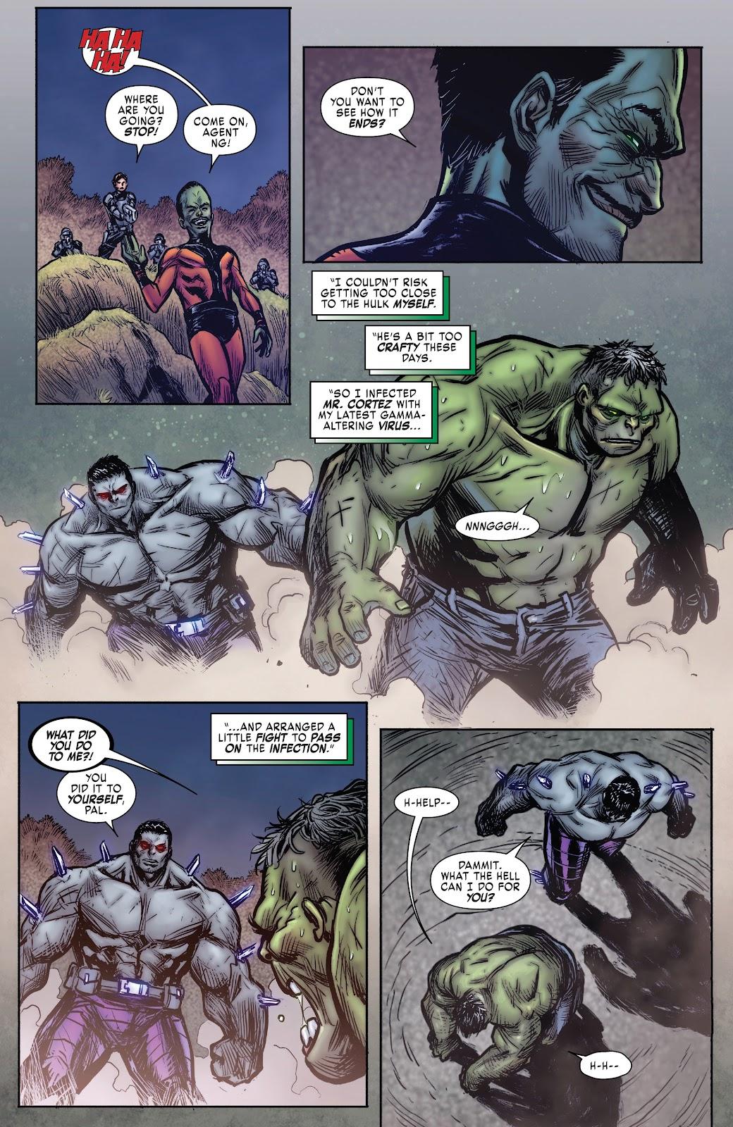 Read online Hulkverines comic -  Issue #1 - 24