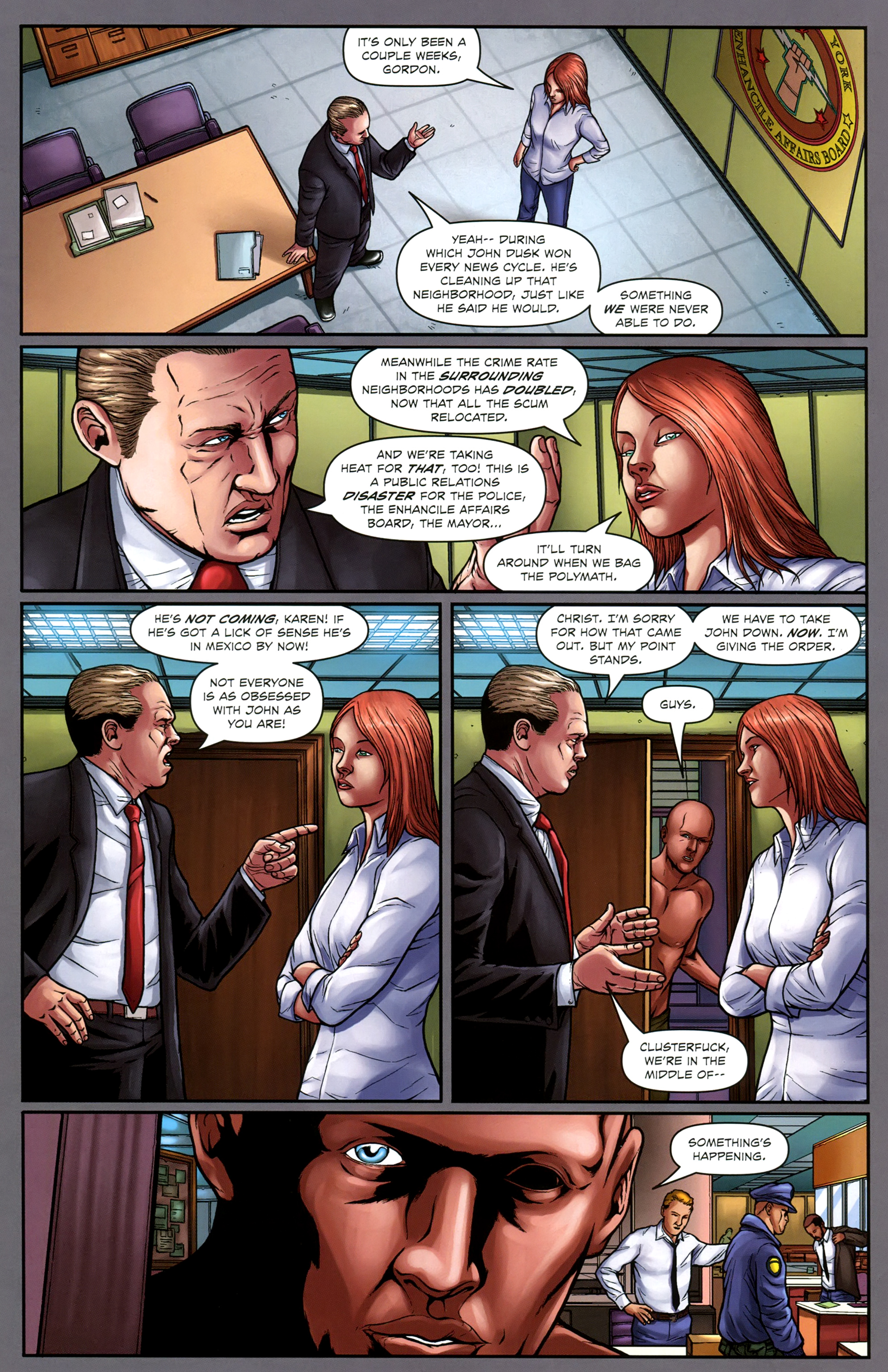 Read online Absolution: Rubicon comic -  Issue #4 - 12