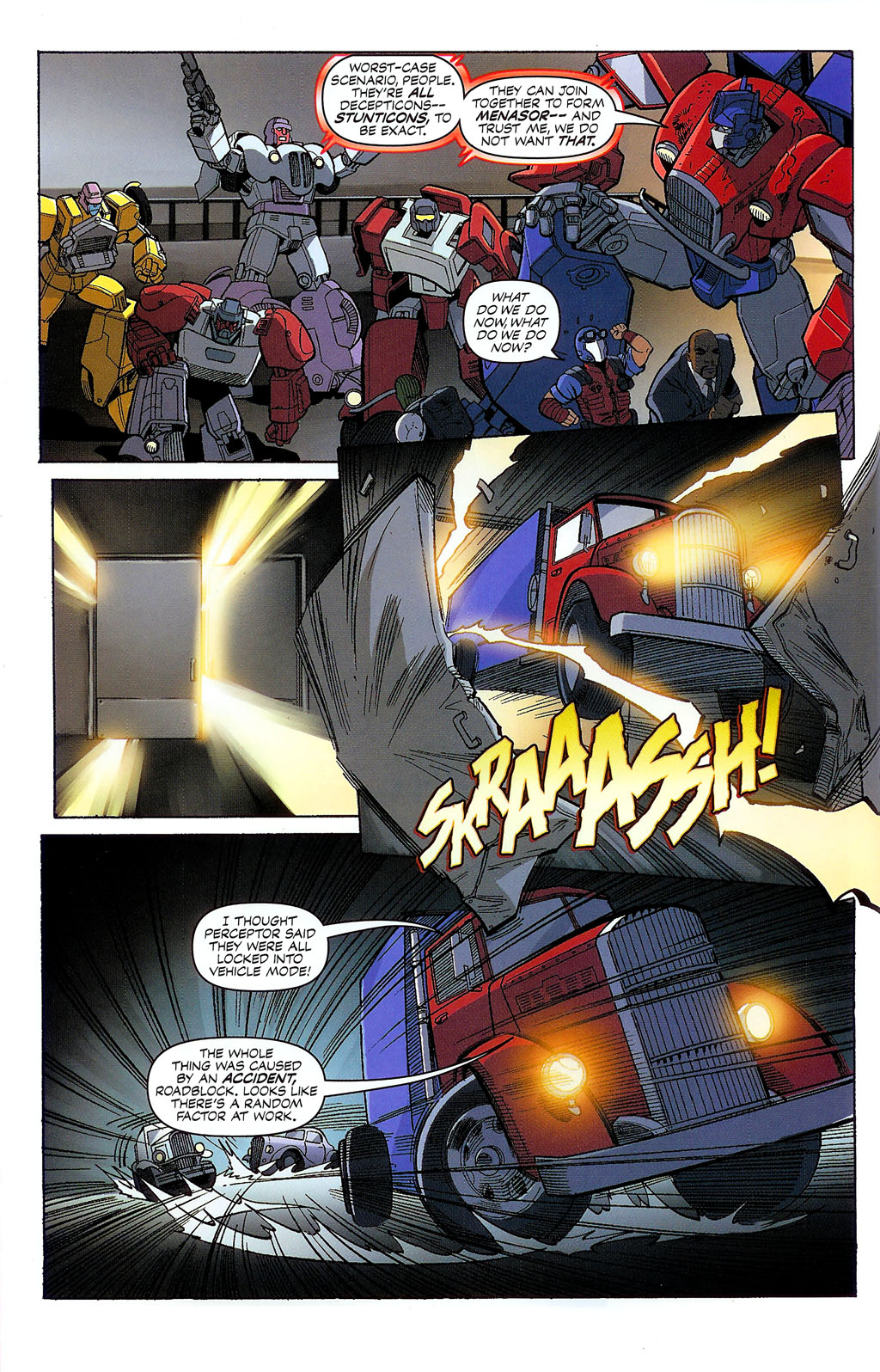 G.I. Joe vs. The Transformers II Issue #2 #3 - English 18