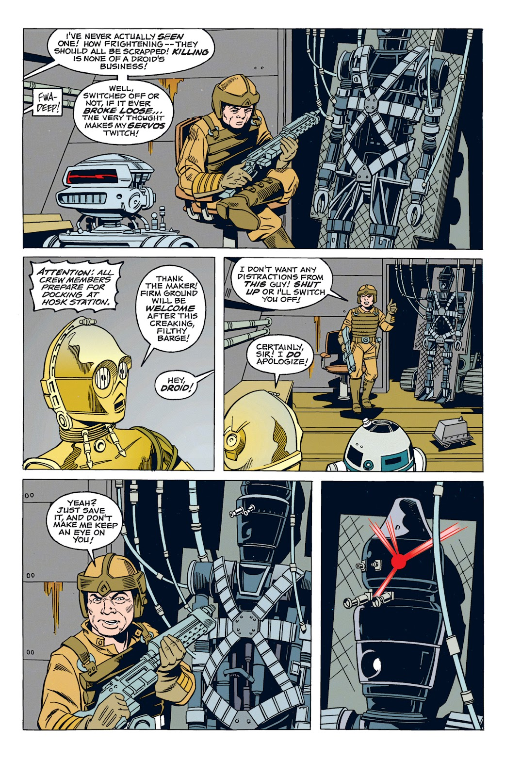 Read online Star Wars Legends Epic Collection: The Empire comic -  Issue # TPB 5 (Part 1) - 8