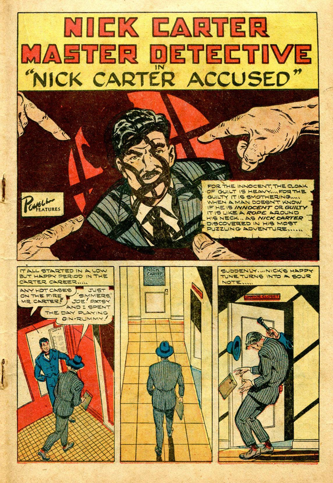 Read online Shadow Comics comic -  Issue #96 - 27