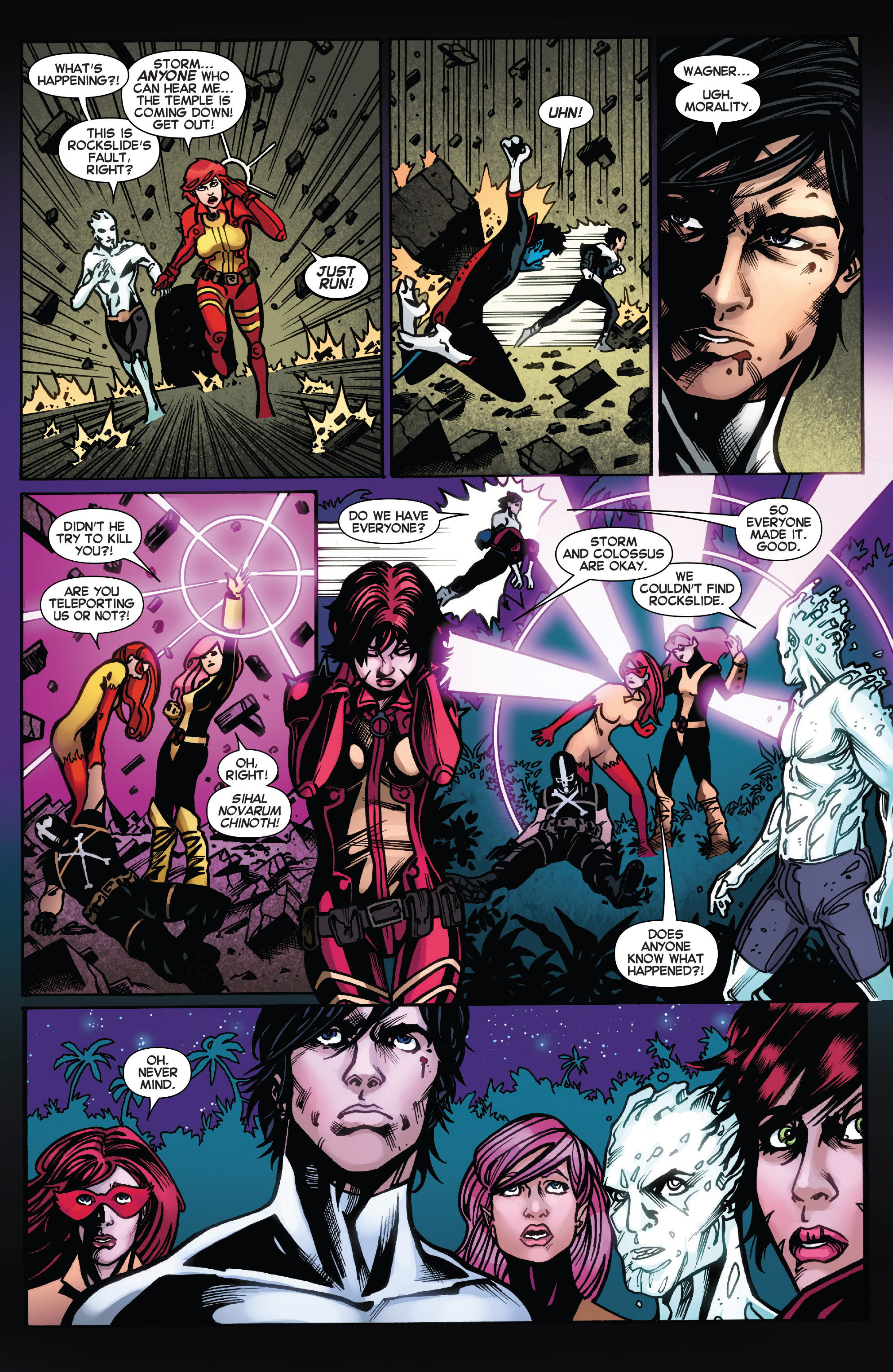 Read online Amazing X-Men (2014) comic -  Issue #17 - 20