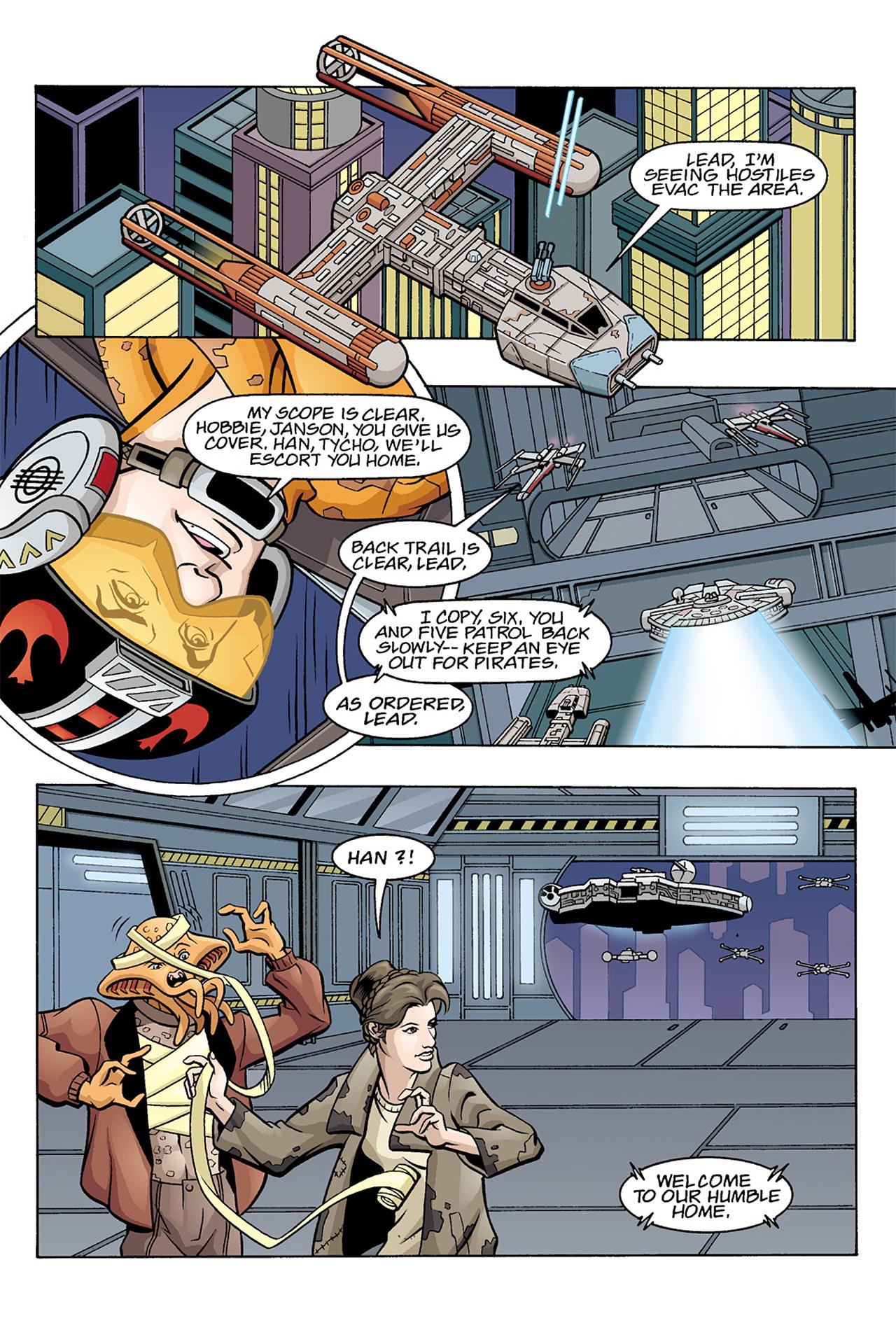 Read online Star Wars Omnibus comic -  Issue # Vol. 3 - 250