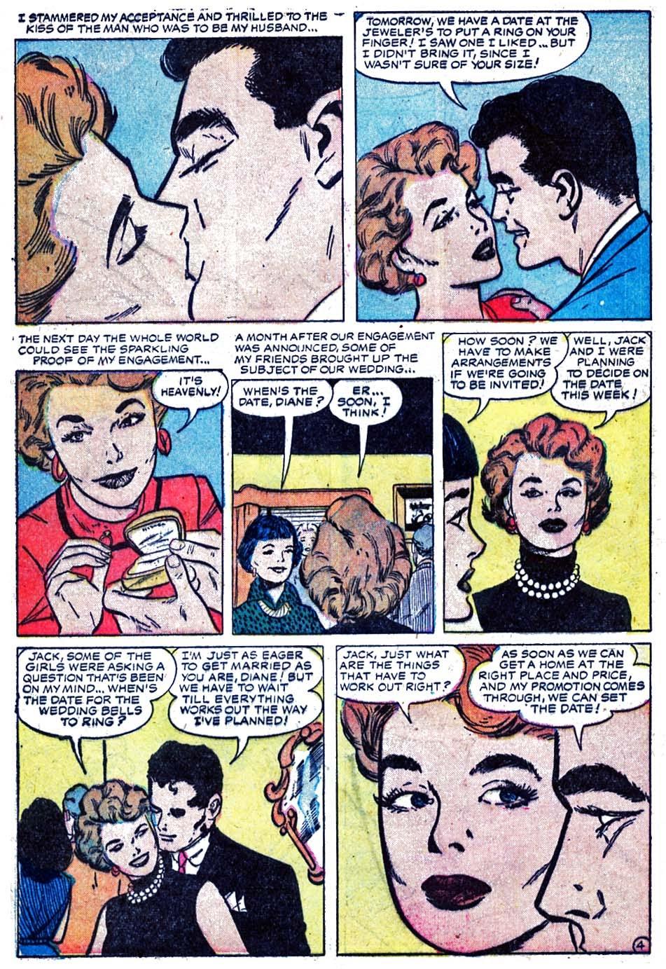 Love Romances (1949) issue 52 - Page 30