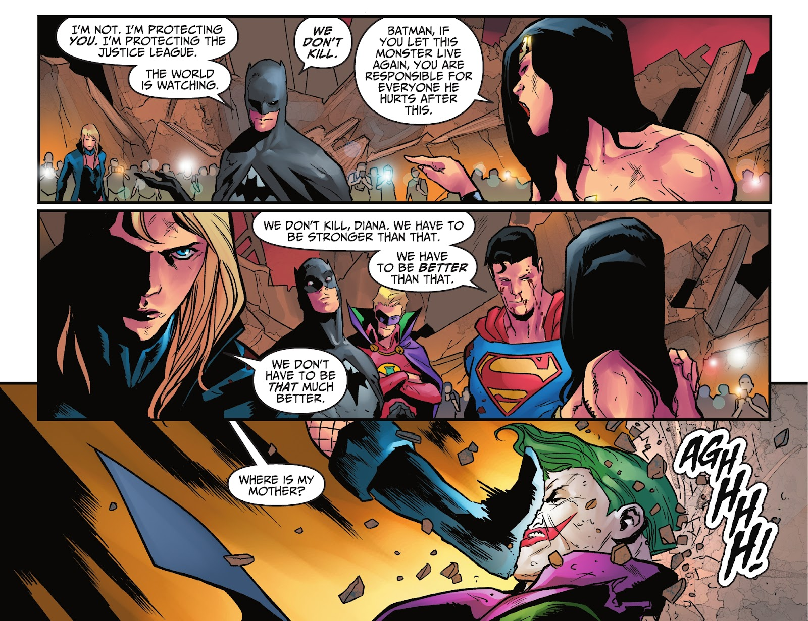 Injustice: Year Zero issue 14 - Page 13