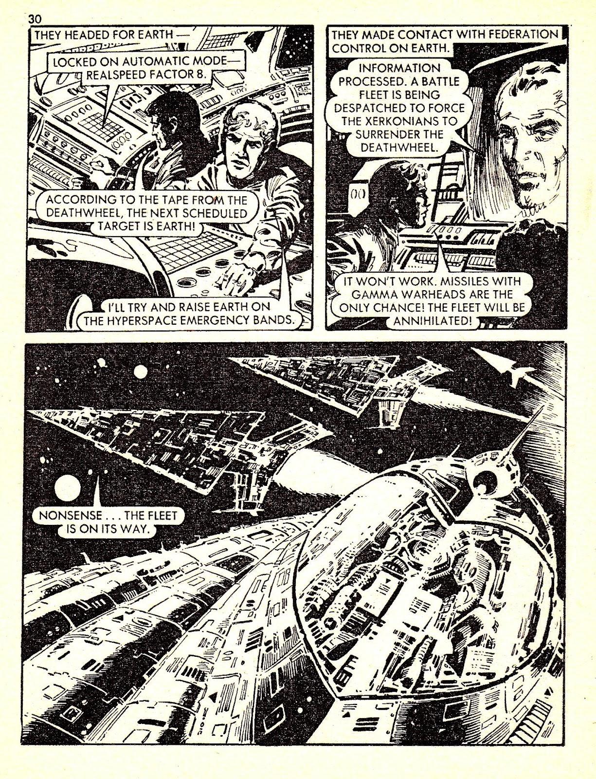 Starblazer issue 140 - Page 30