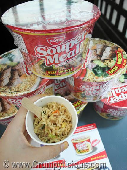 nissin souper meals